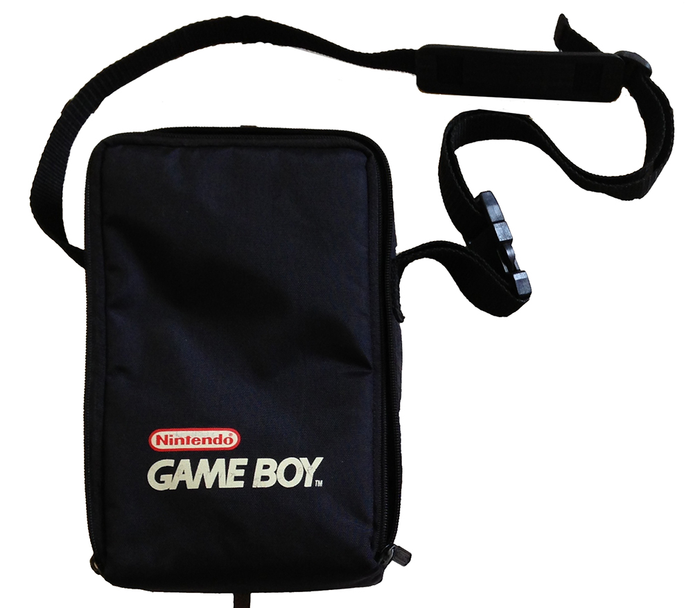 Carrying Case On Gameboy