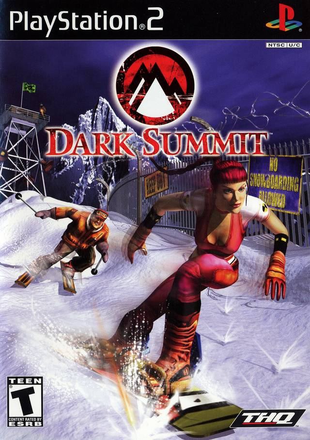 Dark Summit For PlayStation 2 PS2