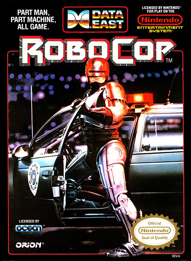 Robocop For Super Nintendo SNES With Manual And Case