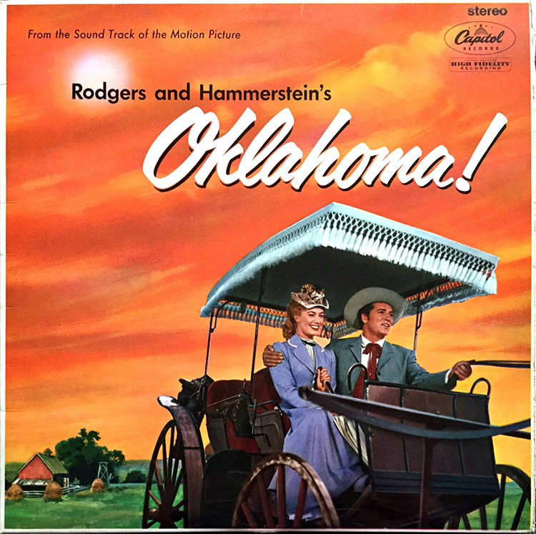 Oklahoma: From The Soundtrack Of The Motion Picture Gordon MacRae Shirley Jones