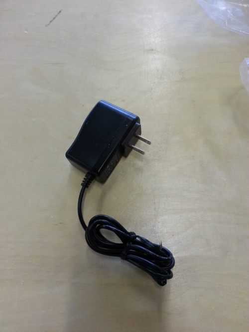 Tablet AC Adapter 2.5 MM Output 5 Volt 2 AMP 5V 2A Coby Pyle File Mate