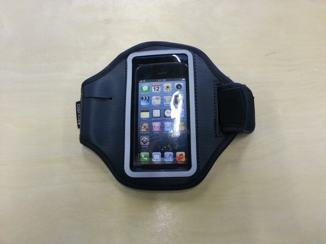 Duro iPhone Touch Armband Sport Black Running