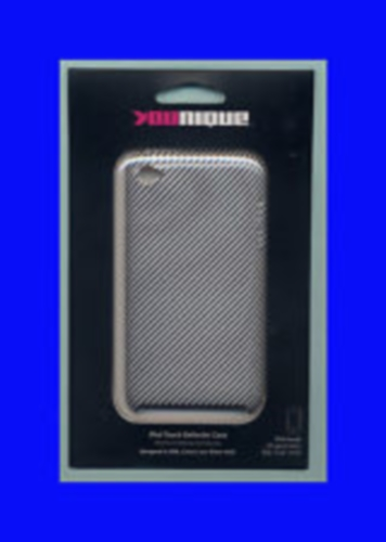 Apple iPod Touch Deflector Case 4th Generation Grey Gray Fitted
