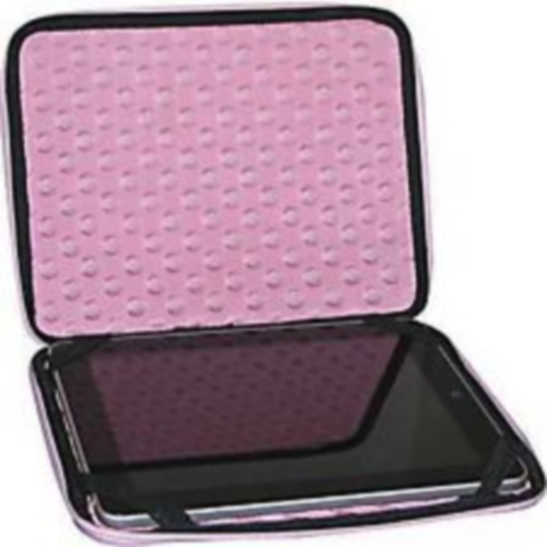 Buxton Bubble iPad Case Pink