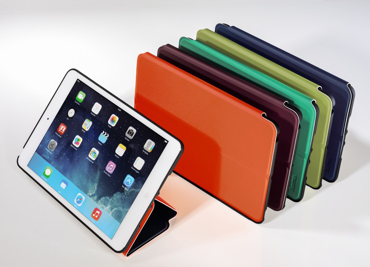 Random Lot Of Five 3X Tablet Cases