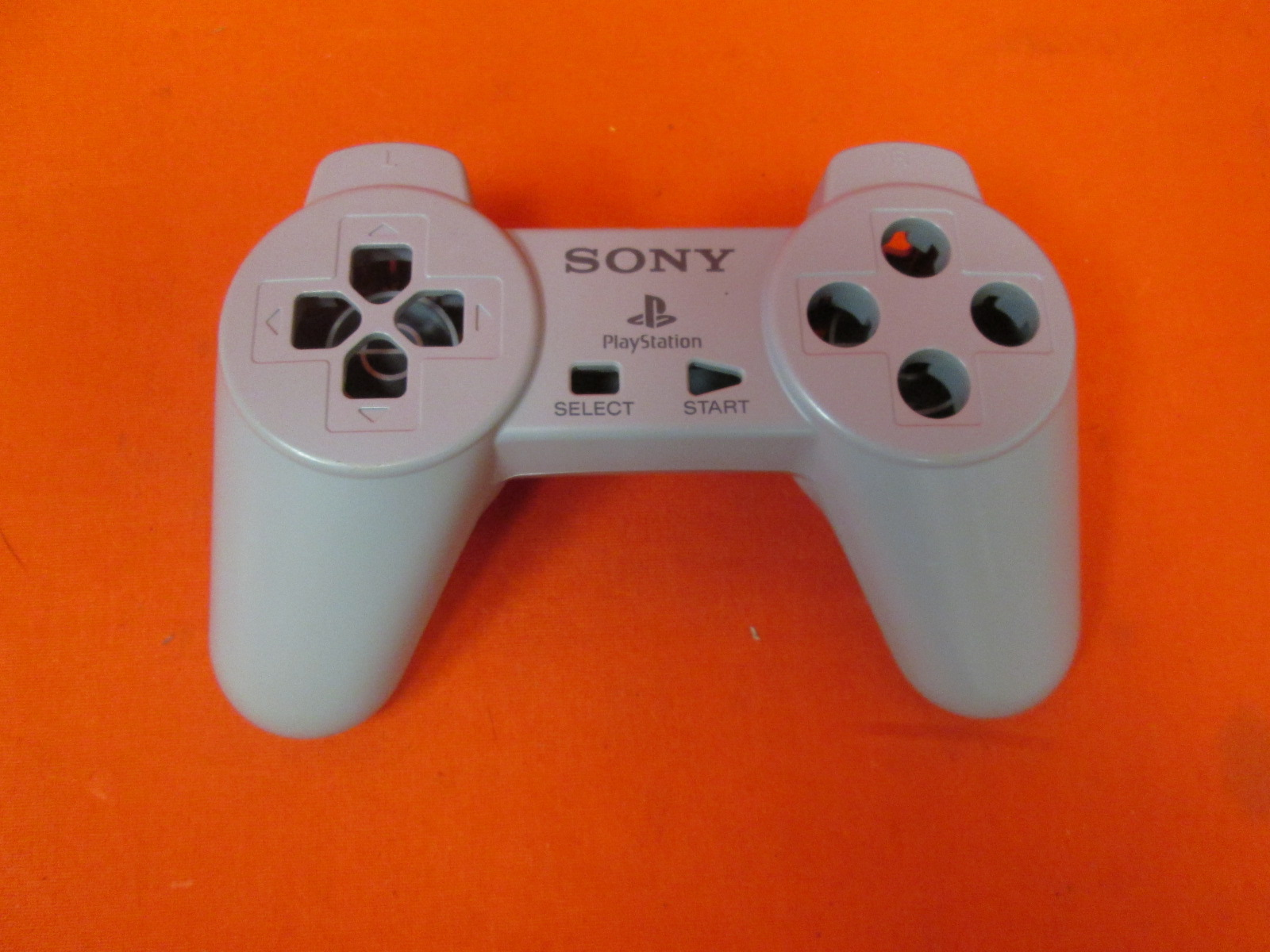 Replacement Housing For Sony Controller Gray Non-Dualshock For
