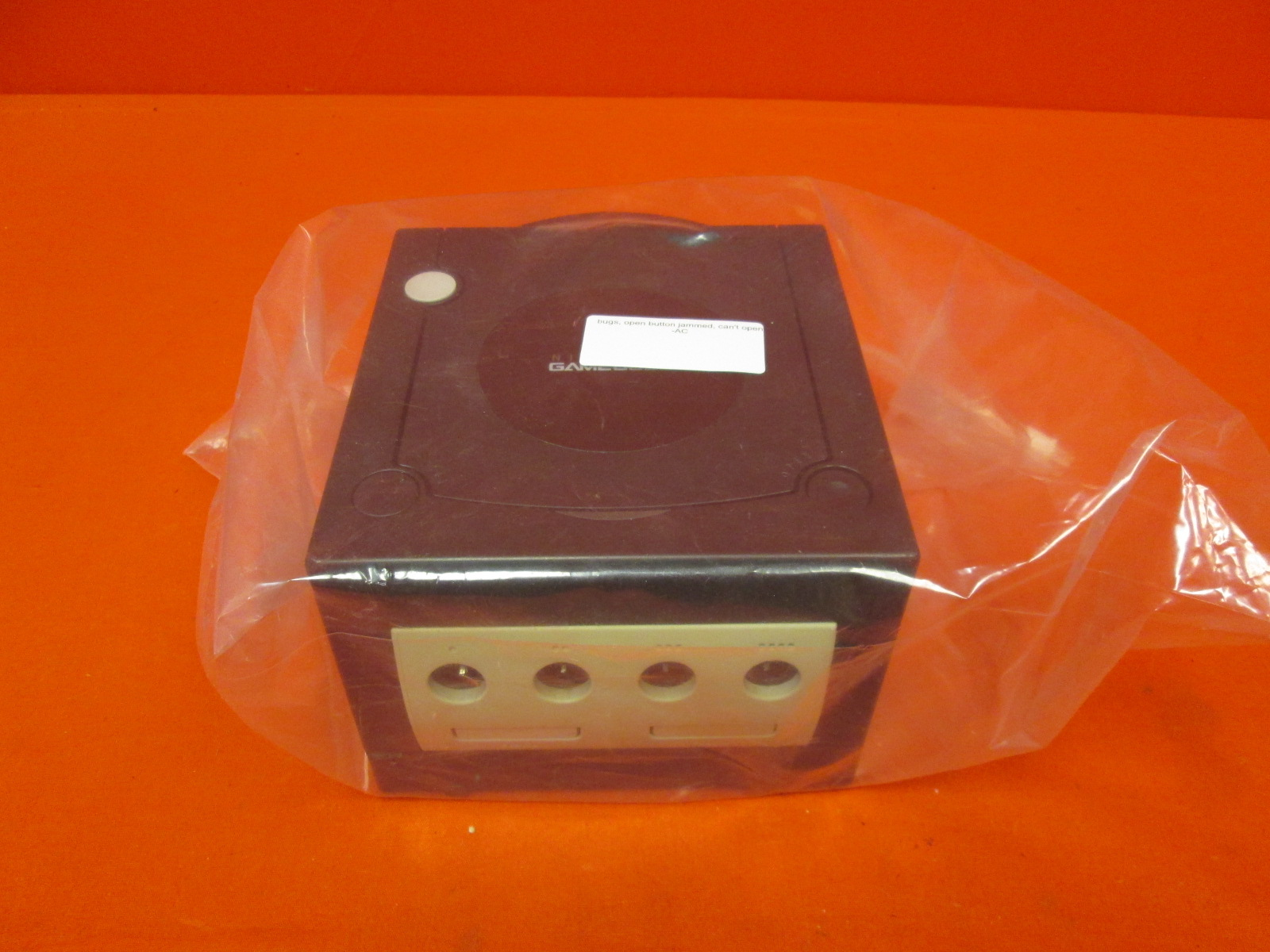Image 0 of Video Game Console Only For GameCube