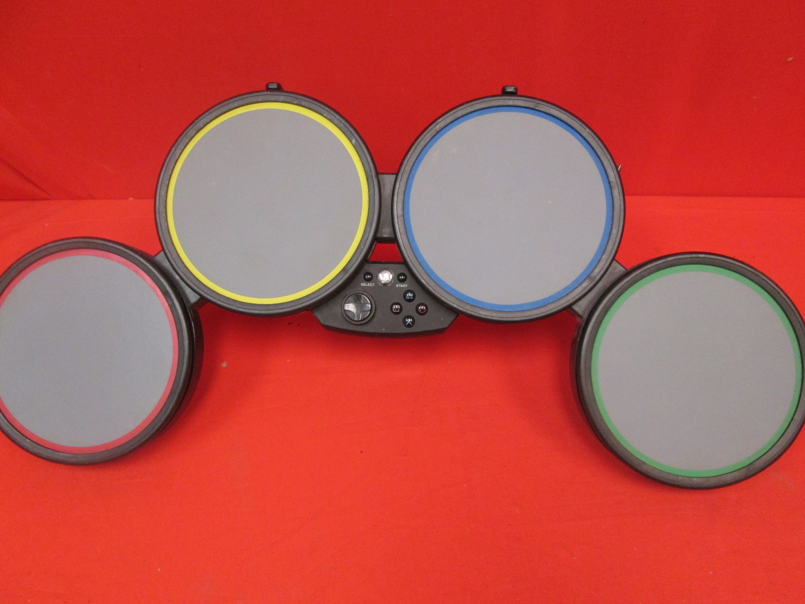 Image 0 of Harmonix Rock Band Drum Set For PS3 PlayStation 3 Incomplete