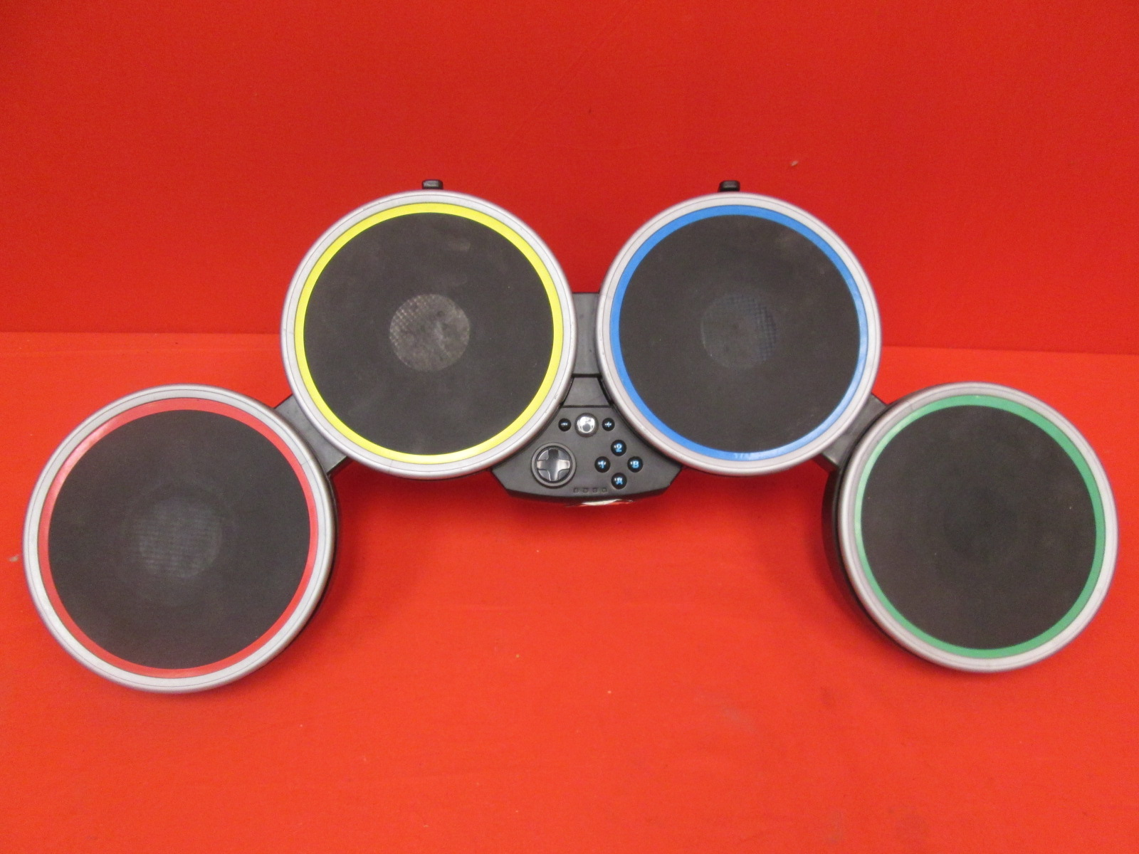 Image 0 of Rock Band Harmonix Wired Drum Kit Set Stand For PlayStation 3