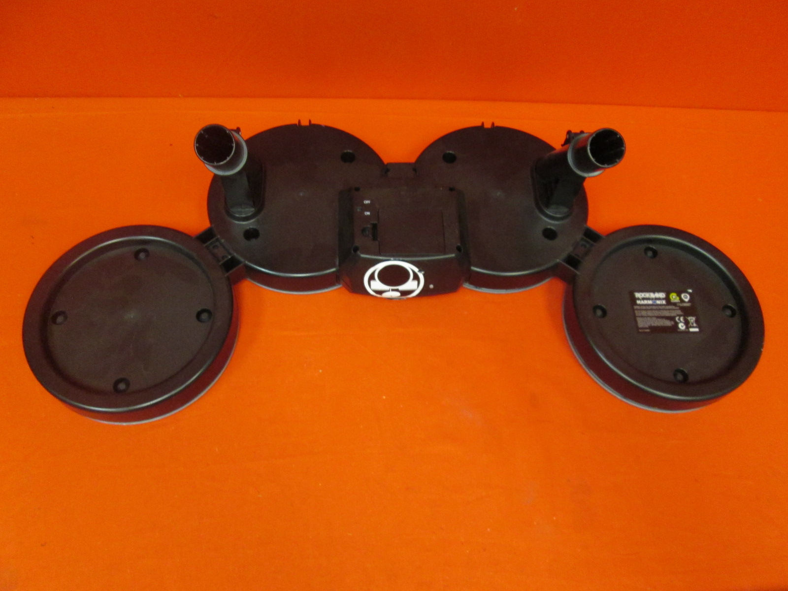 Image 1 of Rock Band Harmonix Wired Drum Kit Set Stand For PlayStation 3