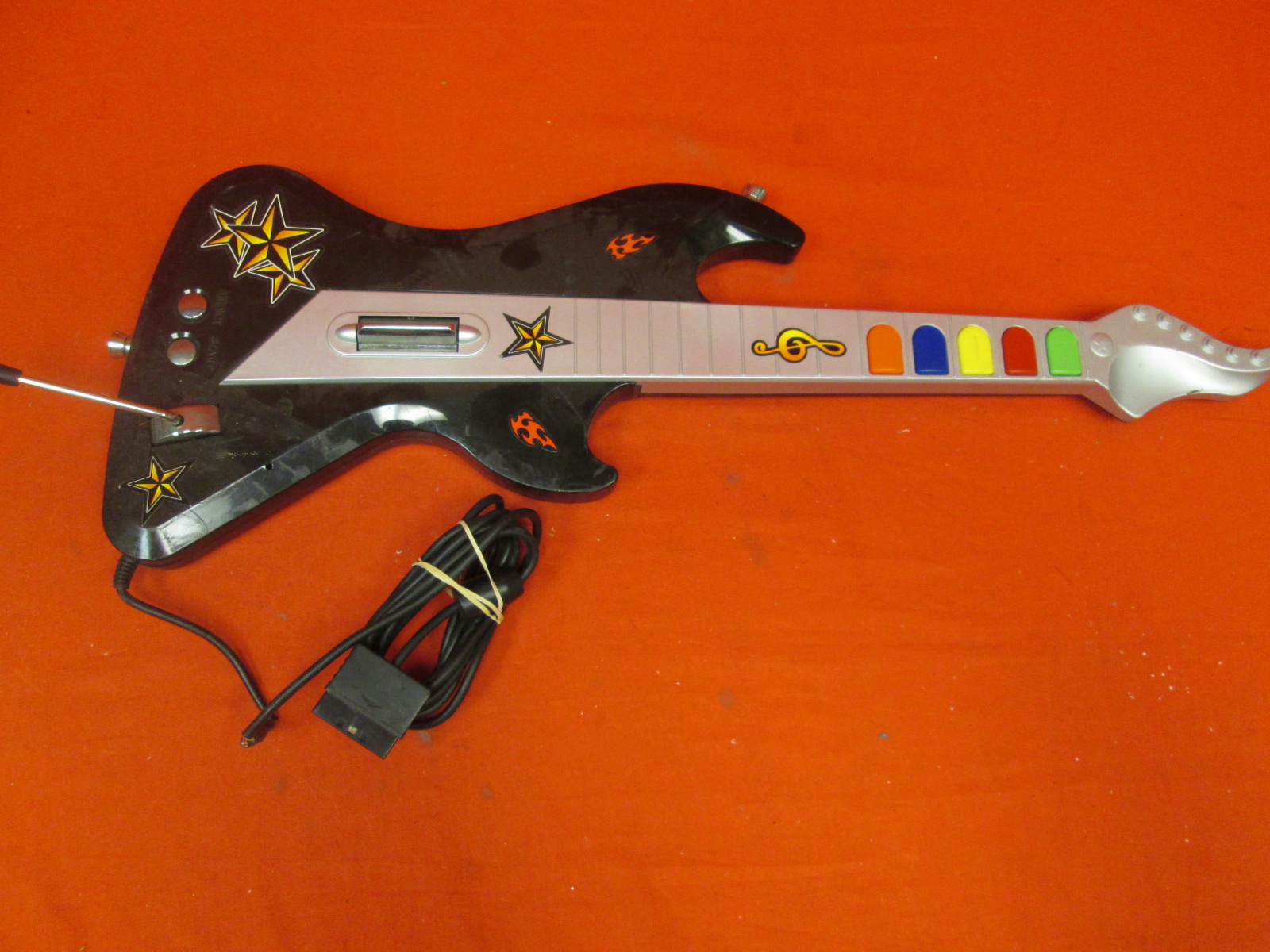 Image 0 of Tac Shredder Wired Guitar For PlayStation 2