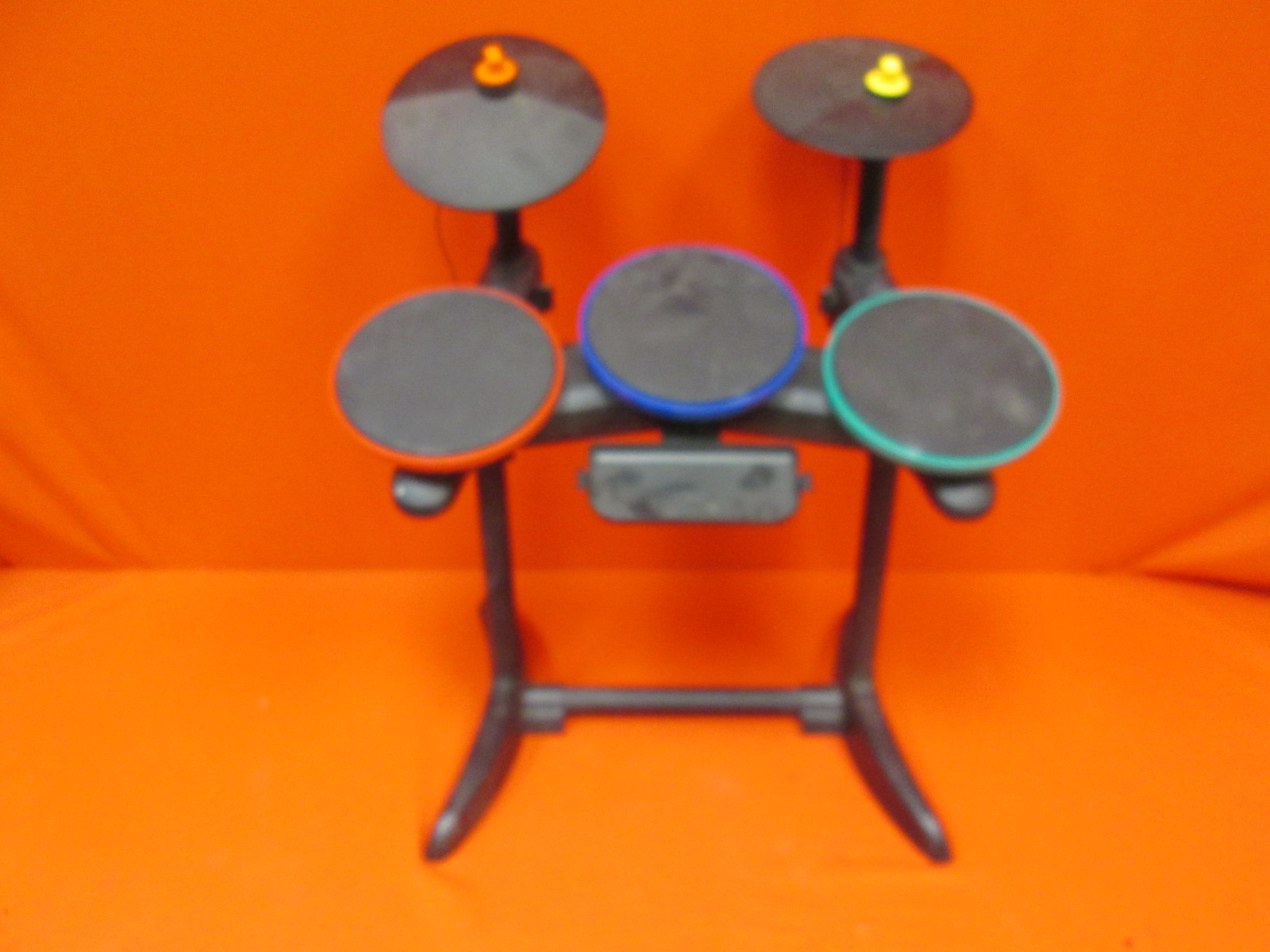 Image 0 of Guitar Hero World Tour Stand Alone Drums Nintendo Wii Incomplete