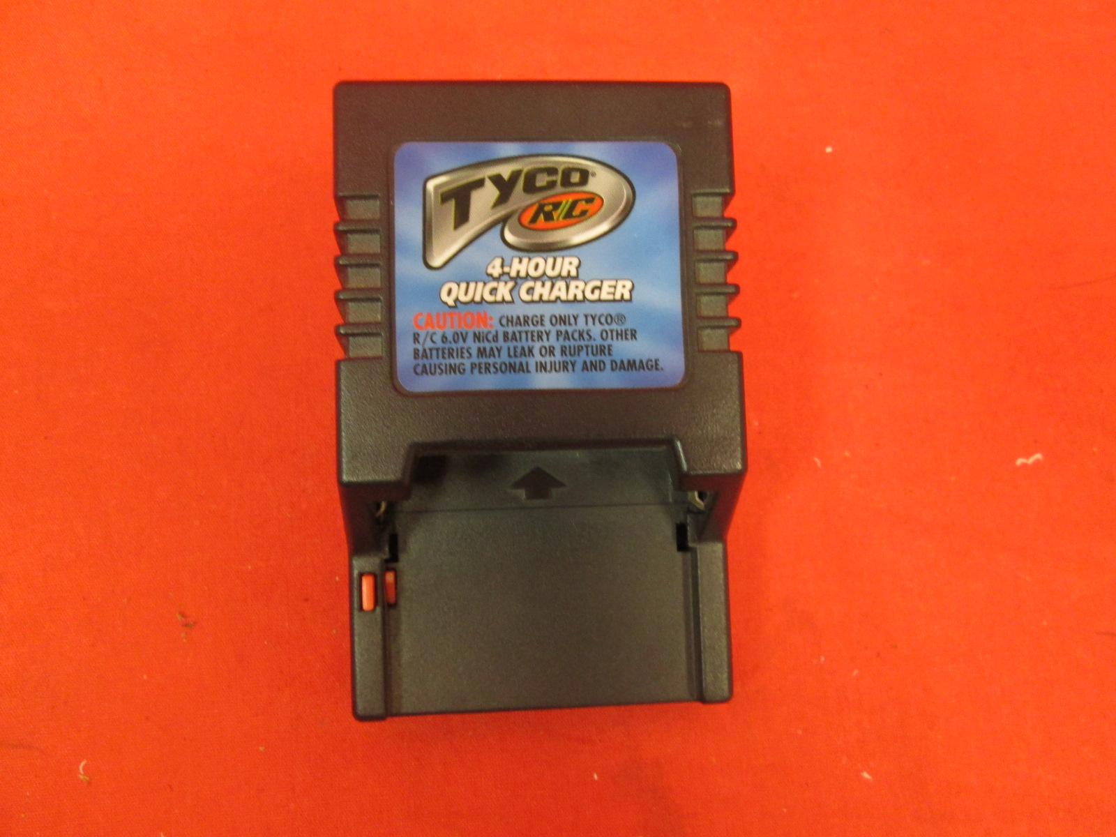 Tyco 32990 6V R/c Nicd 4-HOUR Quick Charger Battery Charger Only Toy
