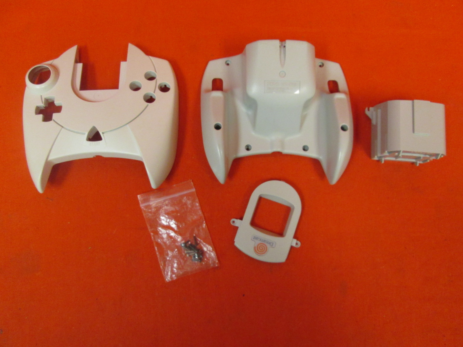 Replacement Housing Casing For Sega Dreamcast Controller