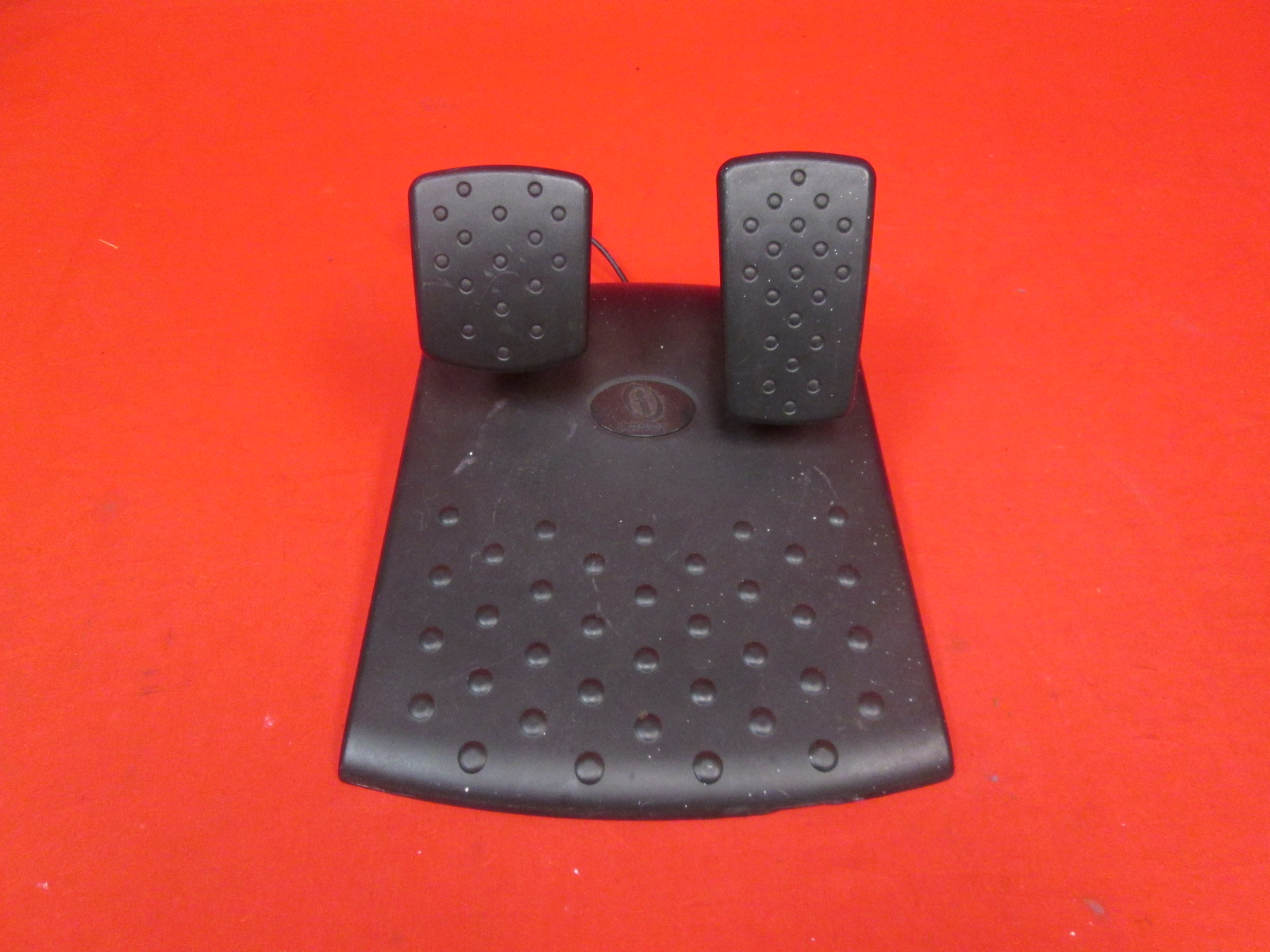 Replacement Foot Pedals Only For Interact Bluethunder Racing Wheel I-2