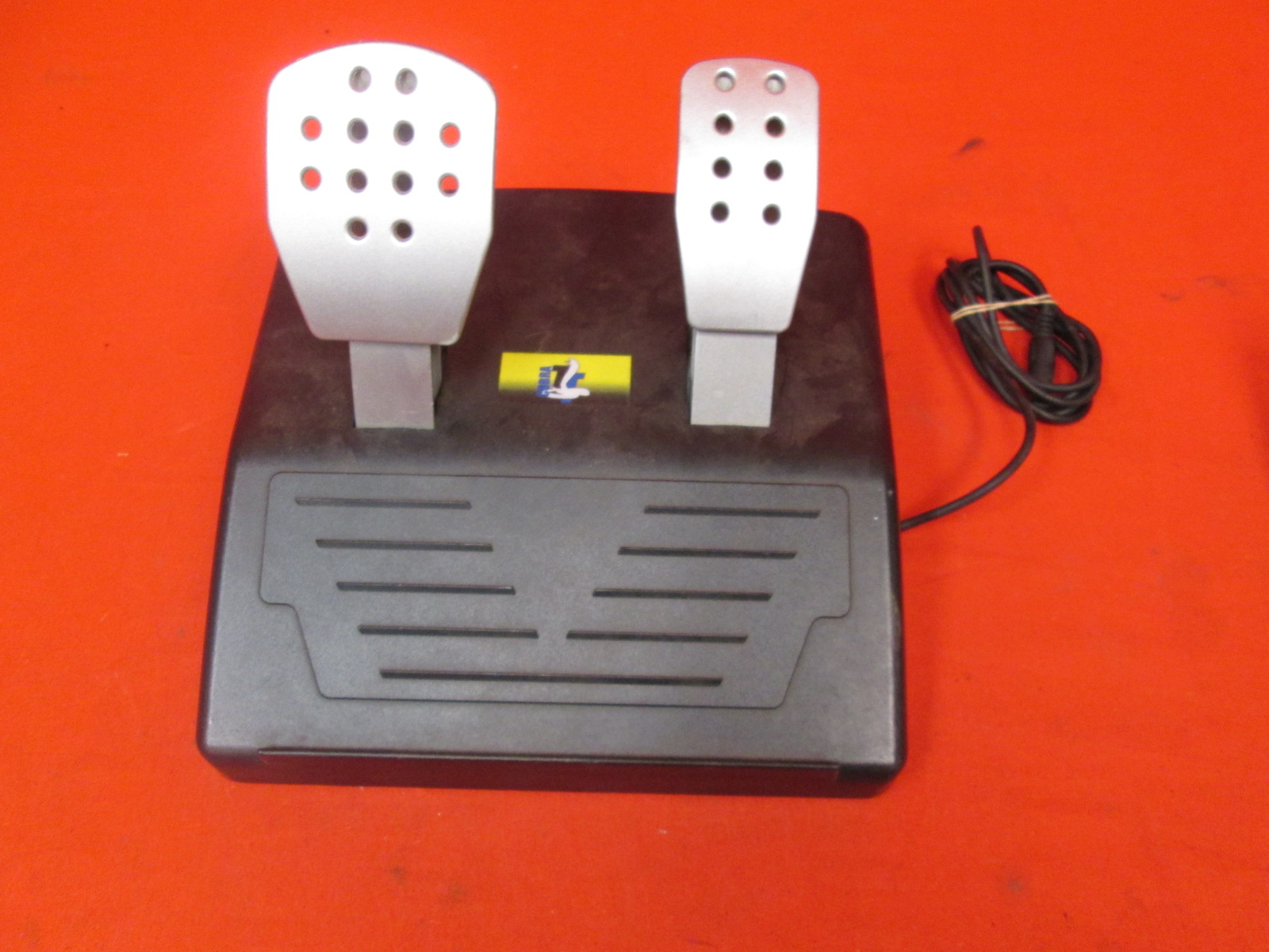 Replacement Foot Pedals For Cobra Tt Racing Wheel For PlayStation 2