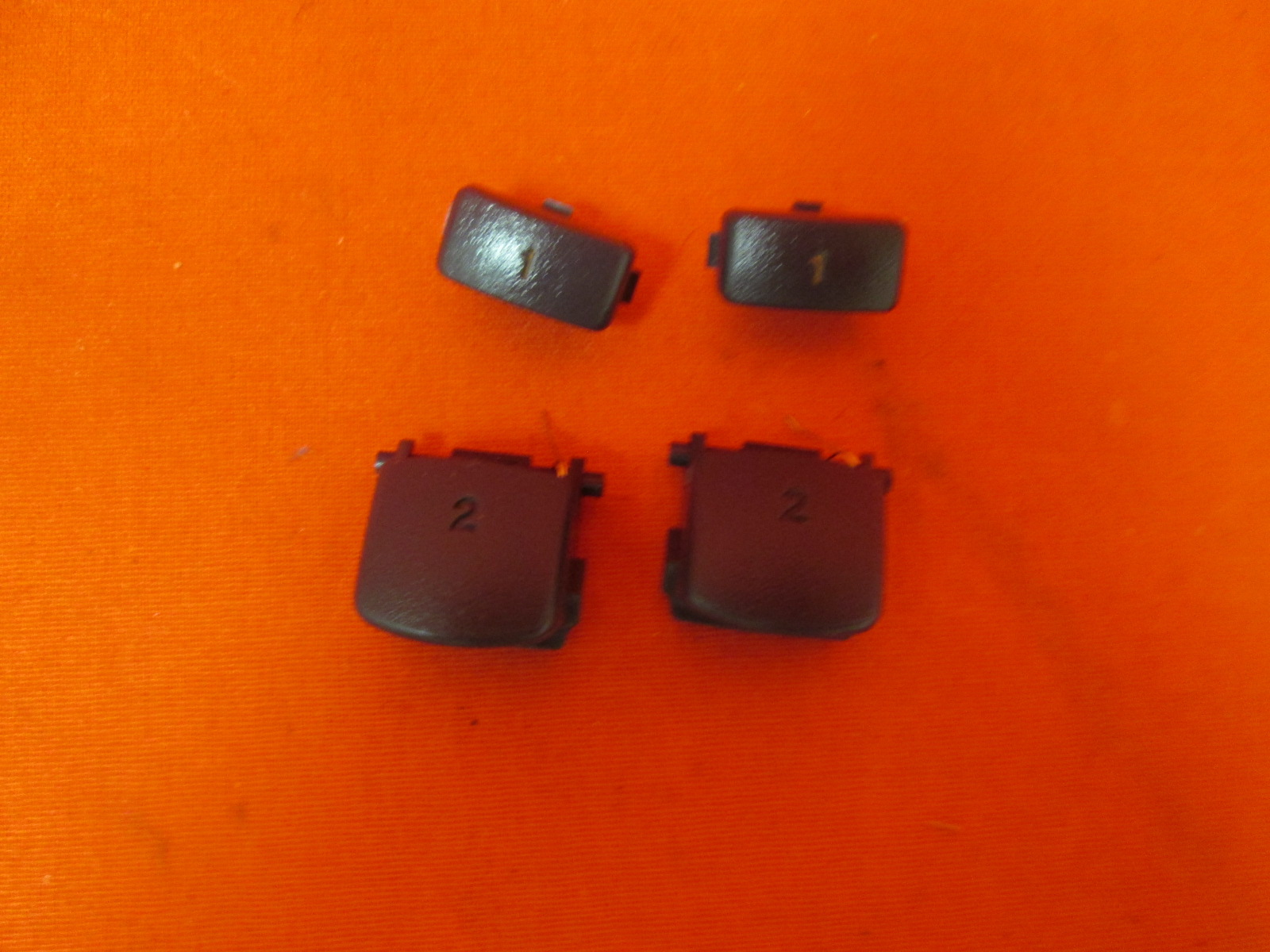 Replacement Sony OEM L1 R1 L2 R2 Bumper Trigger Buttons And Springs