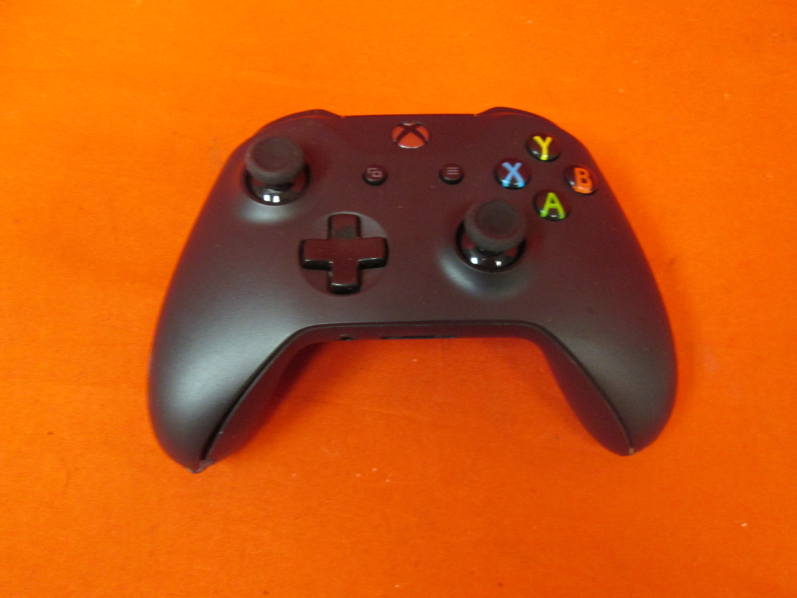 Xbox Wireless Controller Black For Xbox One