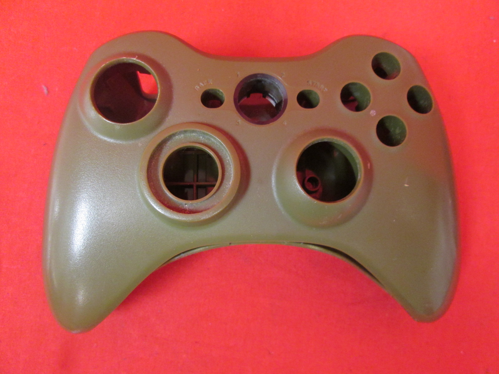 Replacement Micorosoft OEM Casing Housing Green For Xbox 360 wireless