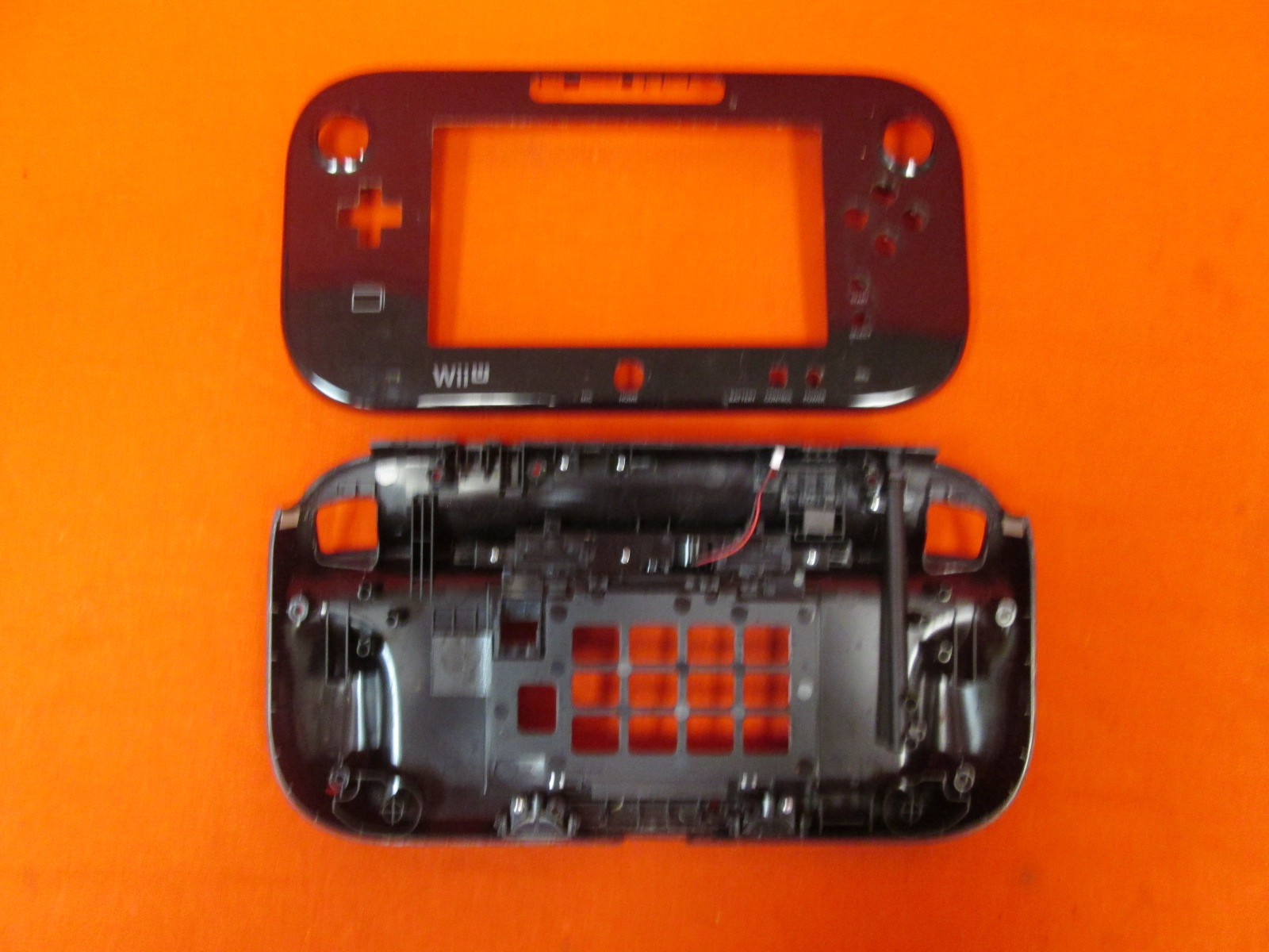 Replacement Housing Casing Shell For Wii U Gamepad
