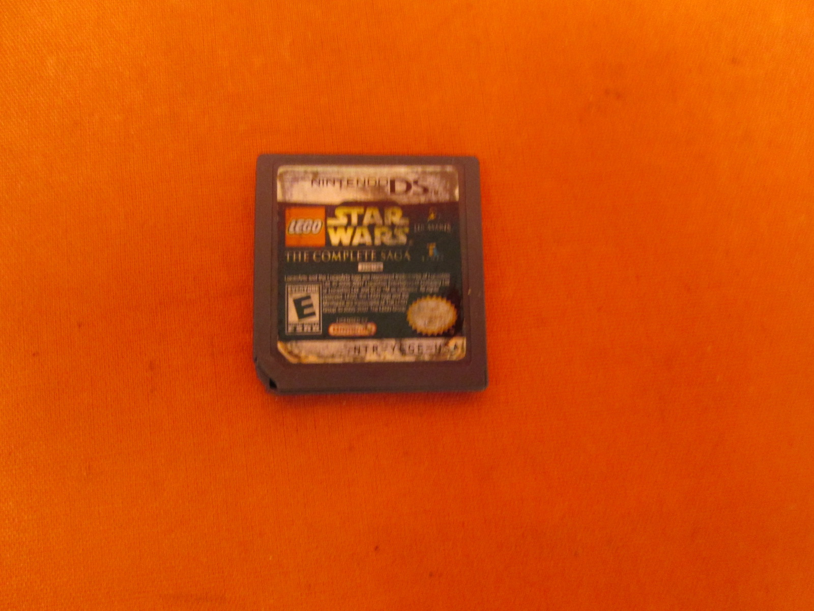 Lego Star Wars The Complete Saga For Nintendo DS DSi 3DS 2DS
