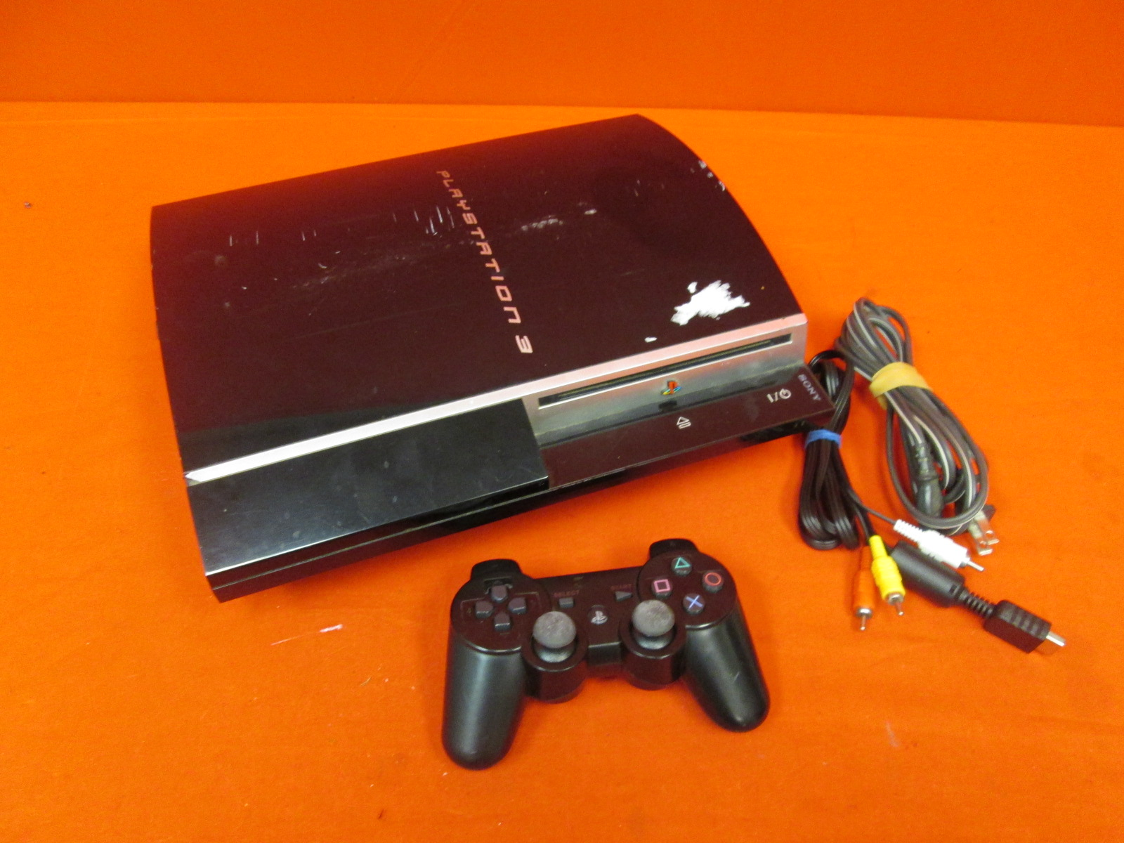 Image 0 of PlayStation 3 160GB CECHL01 System Video Game Console With Controller