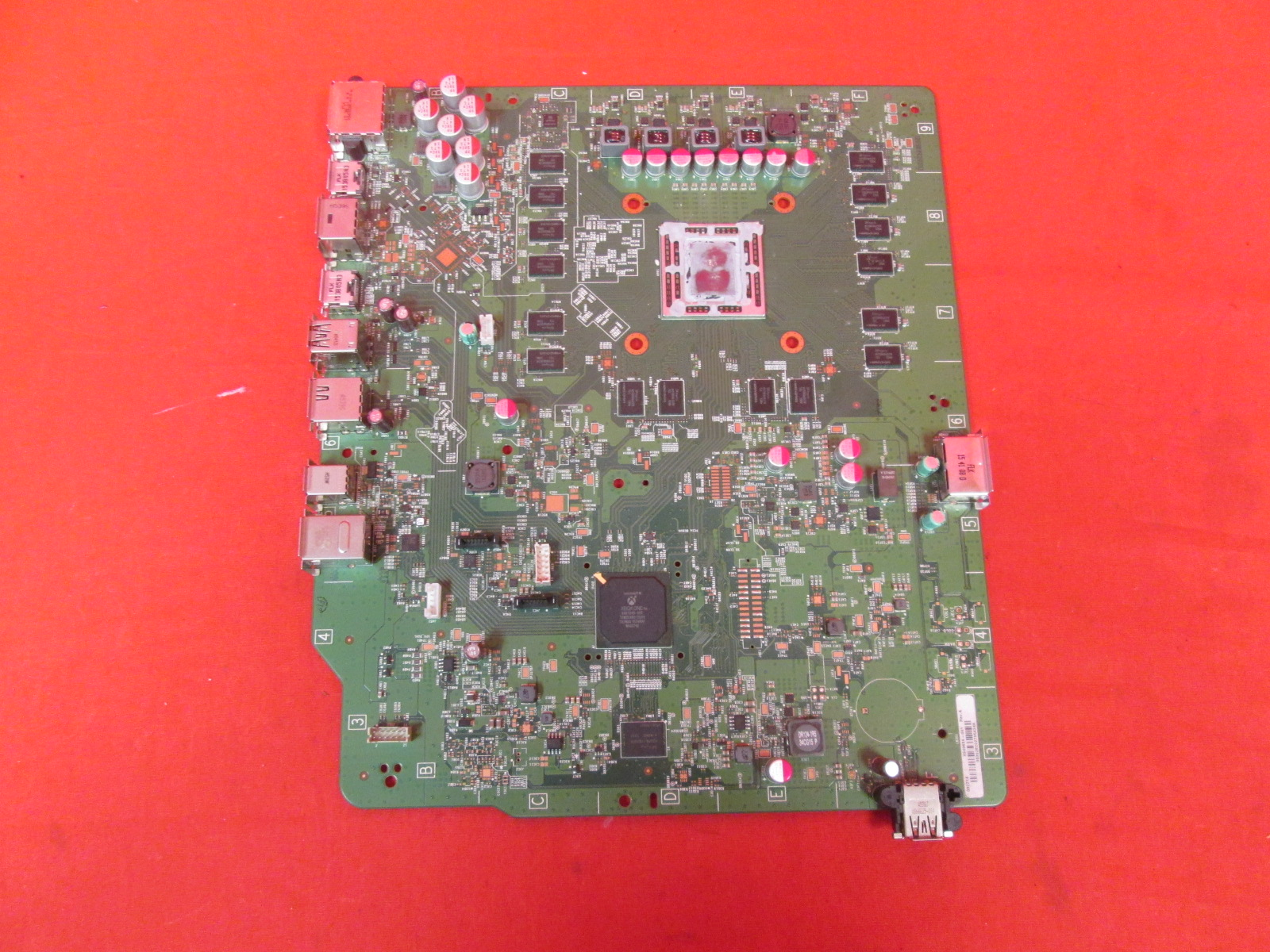 Broken Microsoft OEM Motherboard For Xbox One Console