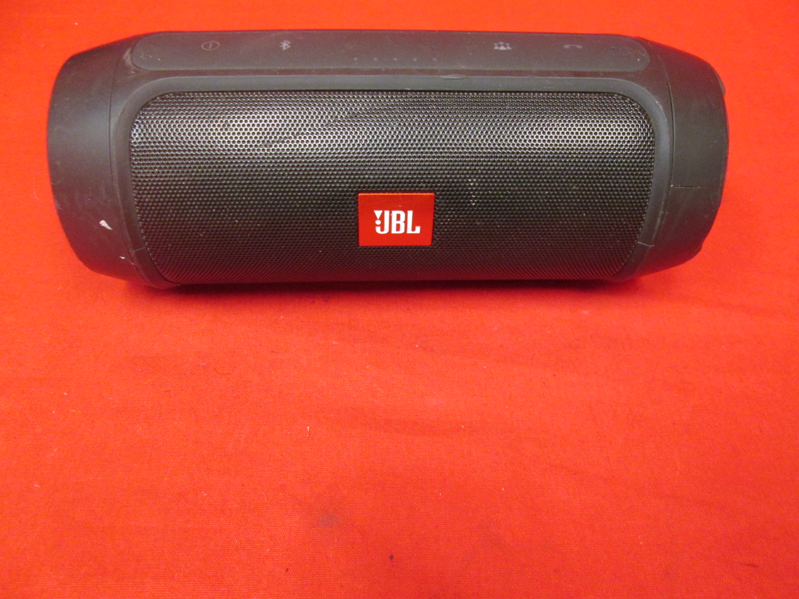 Image 0 of Broken JBL Charge 2+ Splashproof Portable Bluetooth Speaker Black