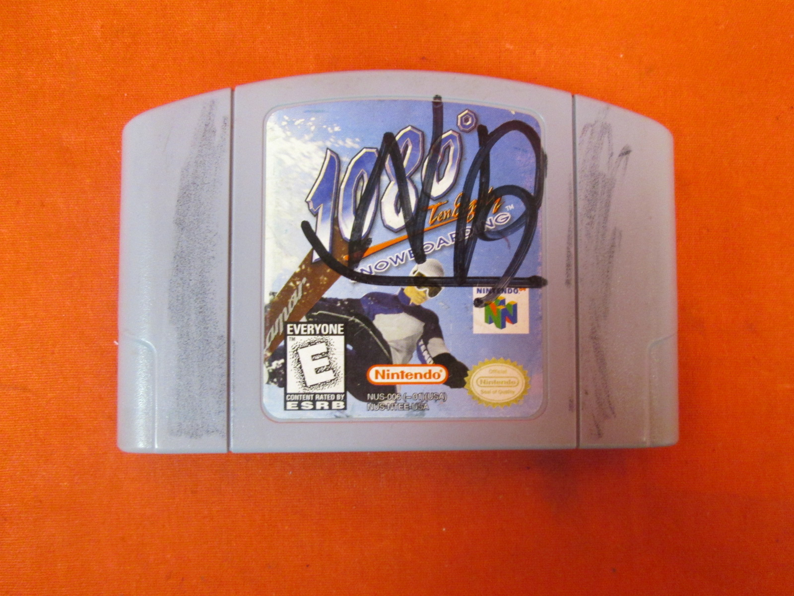 Image 0 of 1080 Snowboarding For N64