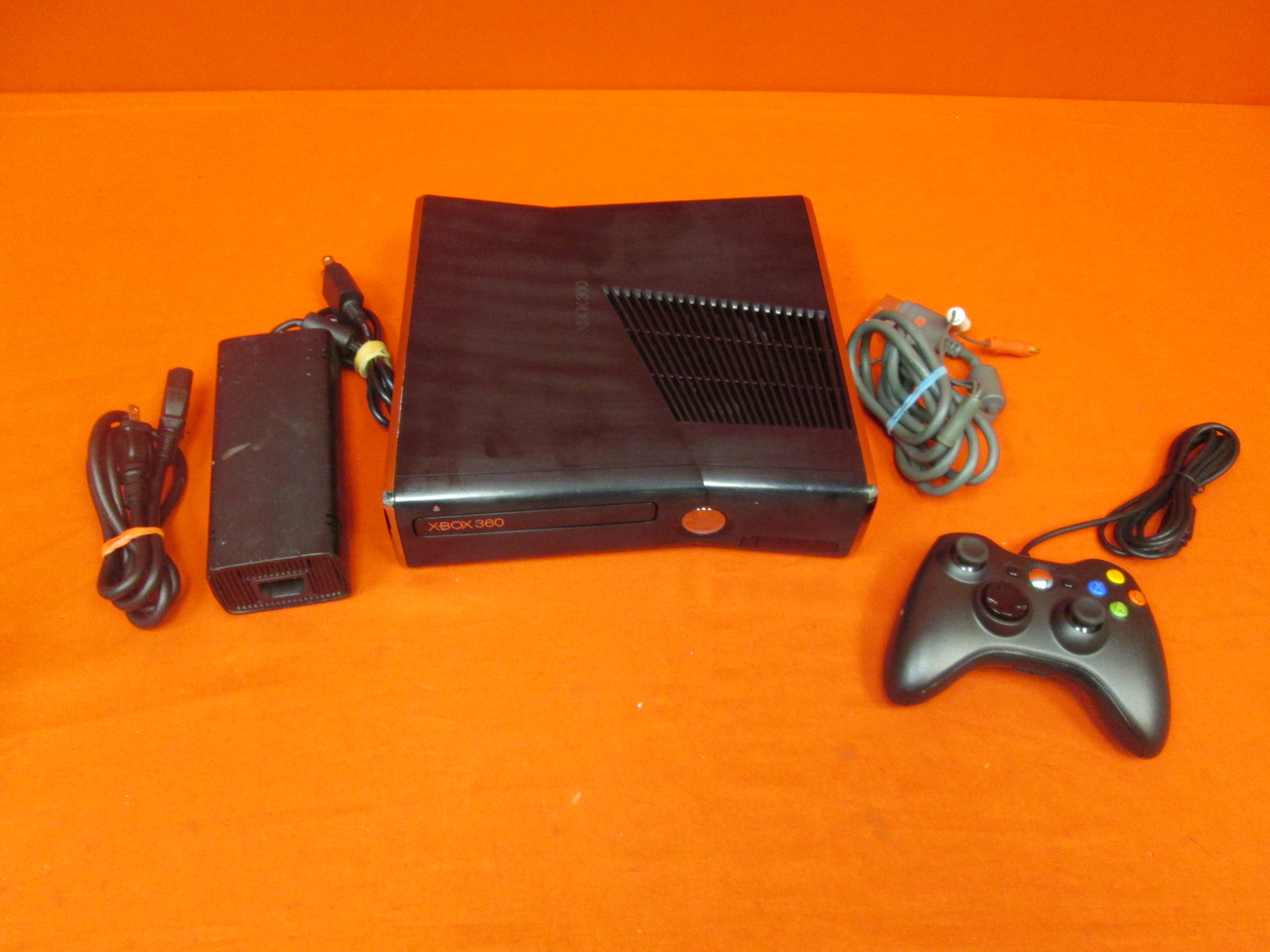 Image 0 of Microsoft Xbox 360 S 120GB Video Game System With Controller
