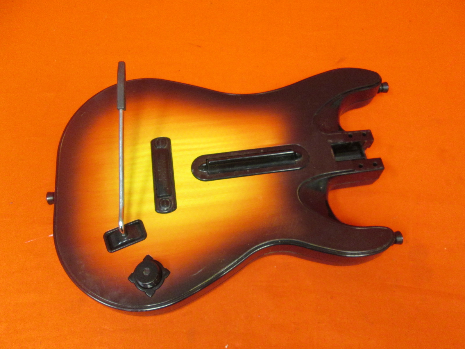Image 0 of Replacement Sunburst Body Only For Guitar Hero Red Octane Wireless