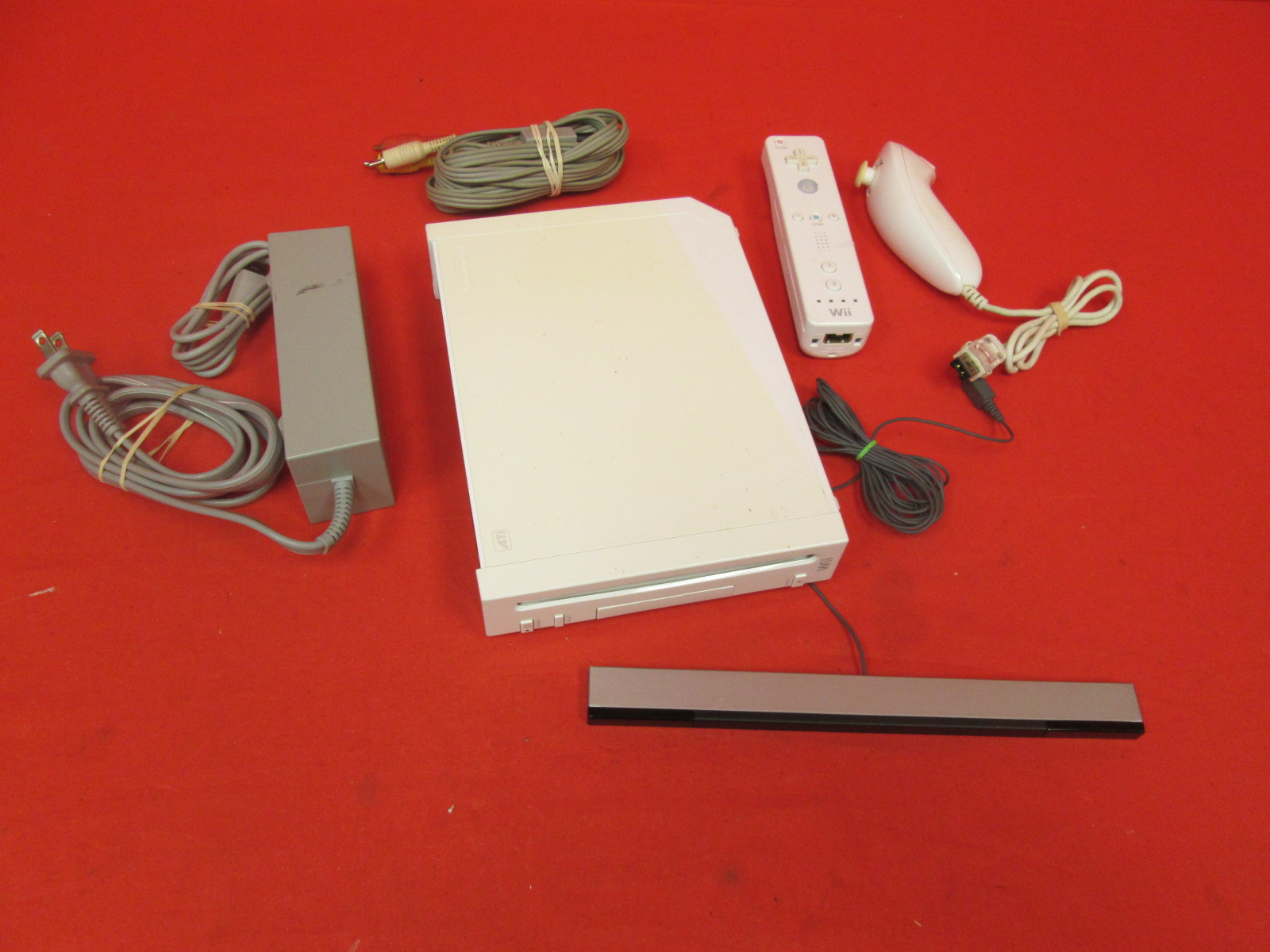 Image 0 of Nintendo Wii Video Game Console System