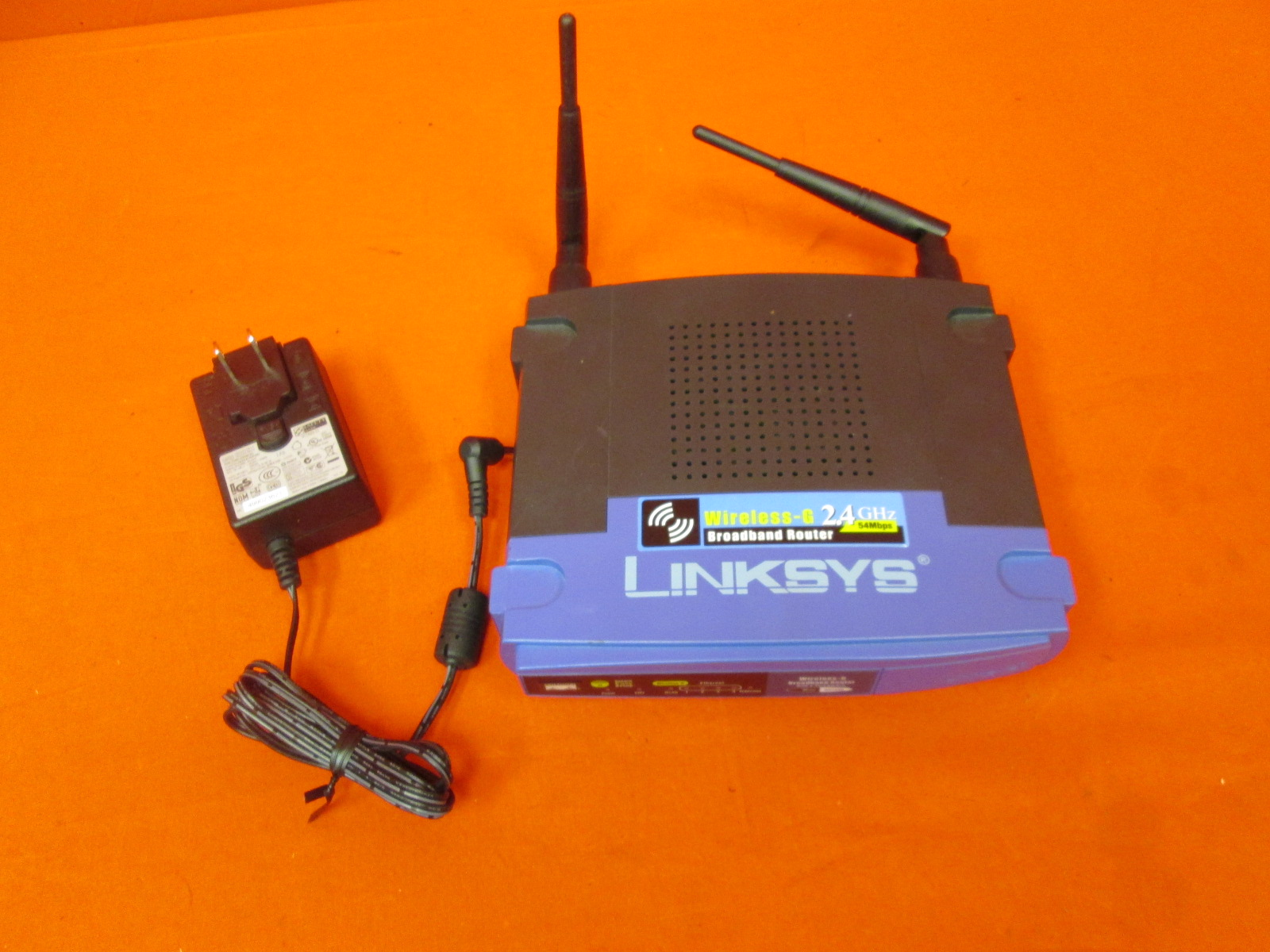 Image 0 of Linksys WRT54G Wireless-G Router