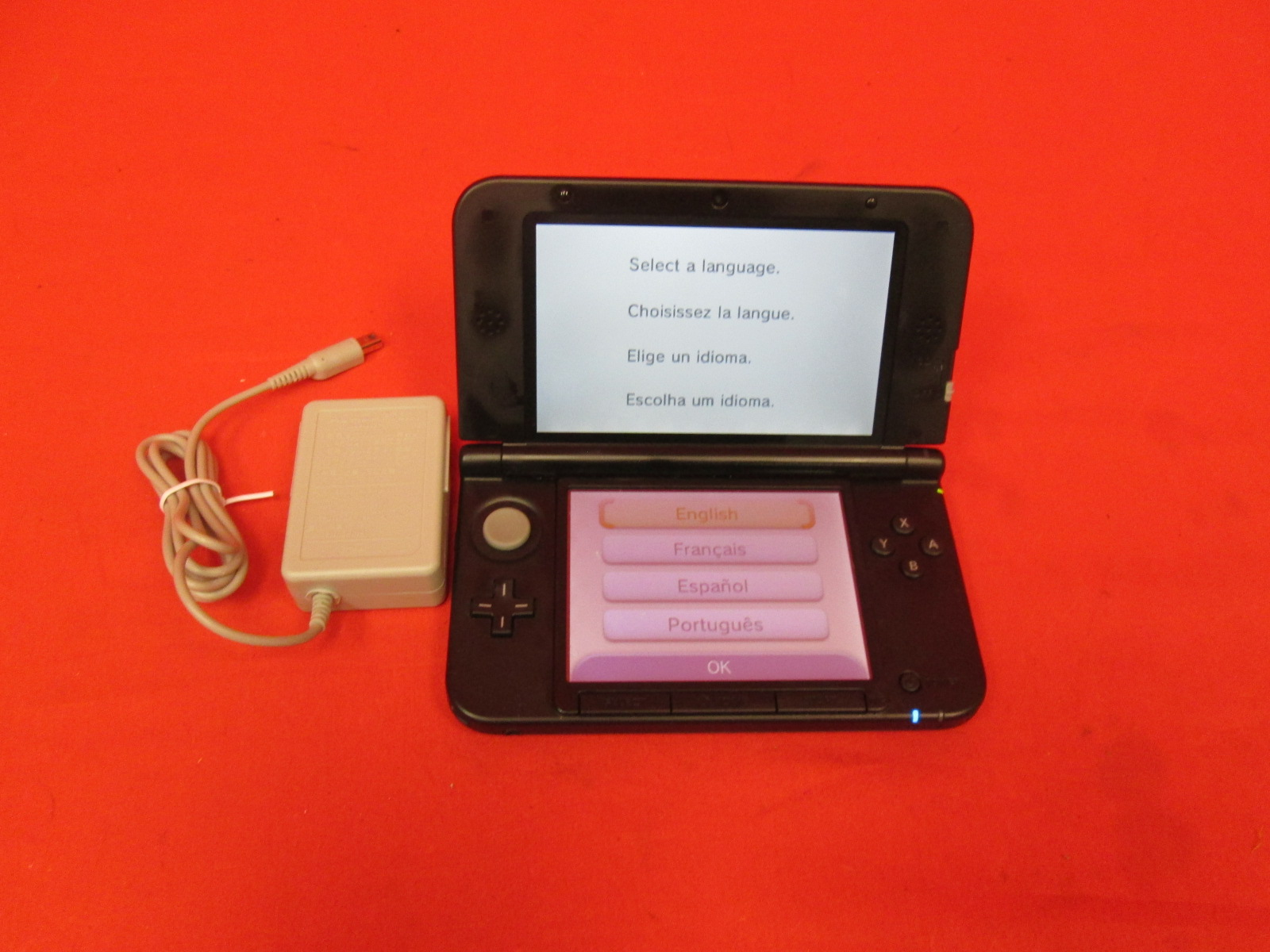 Image 0 of Nintendo 3DS XL Black Handheld Video Game Console