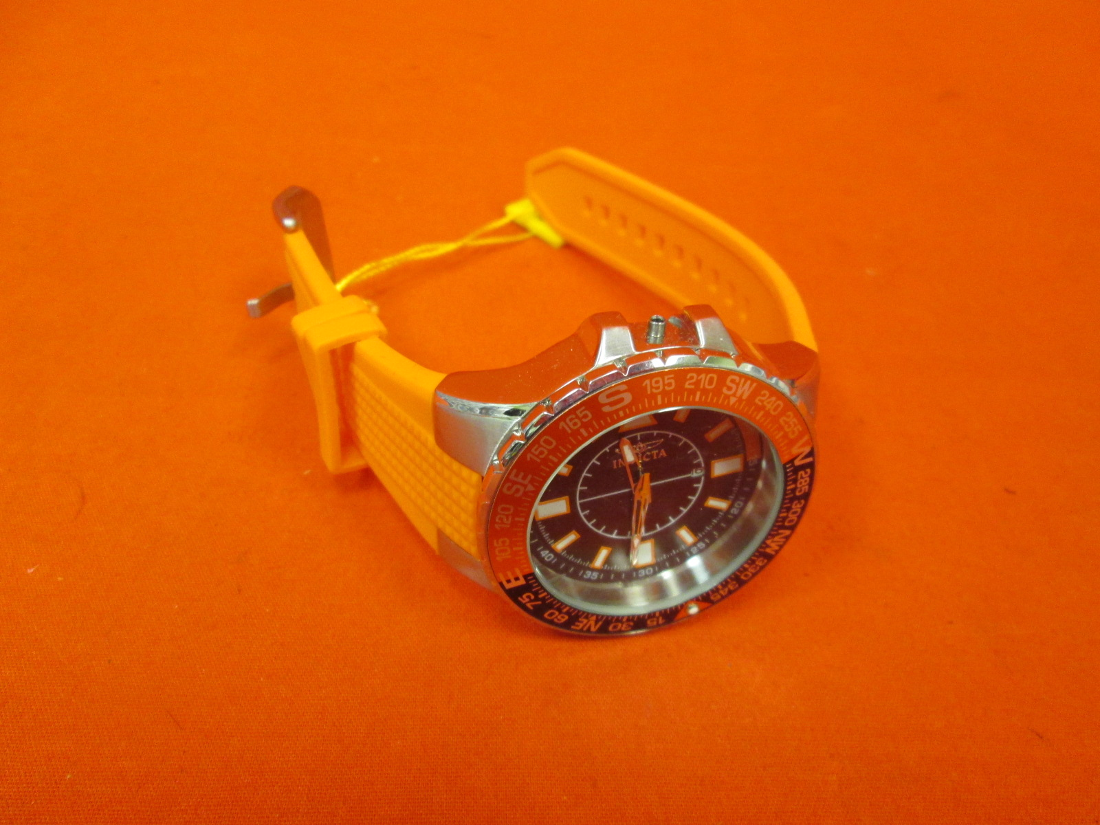 Broken Invicta Aviator 19268 Watch