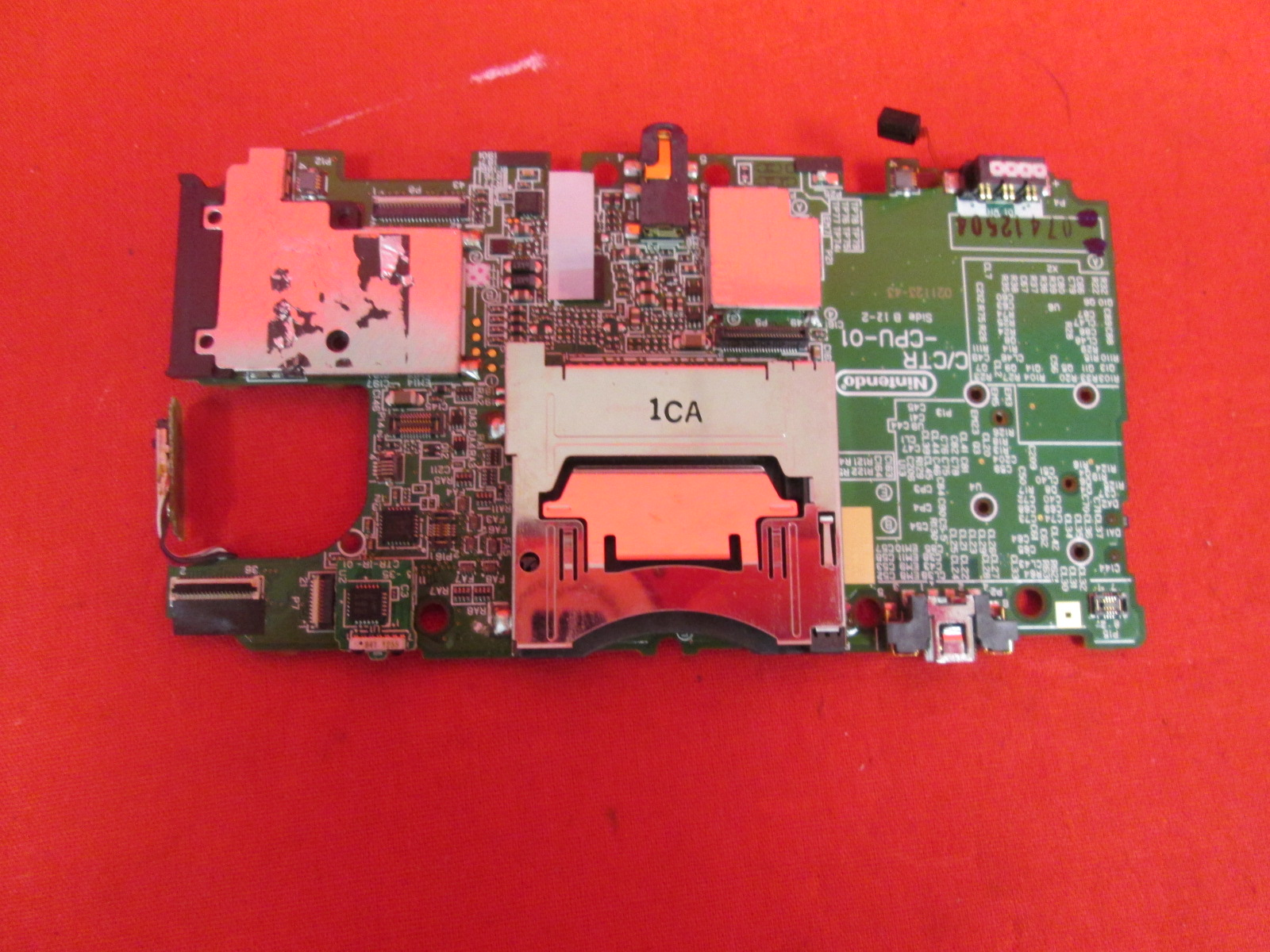 Replacement Nintendo OEM Motherboard For Nintendo Handheld Console For