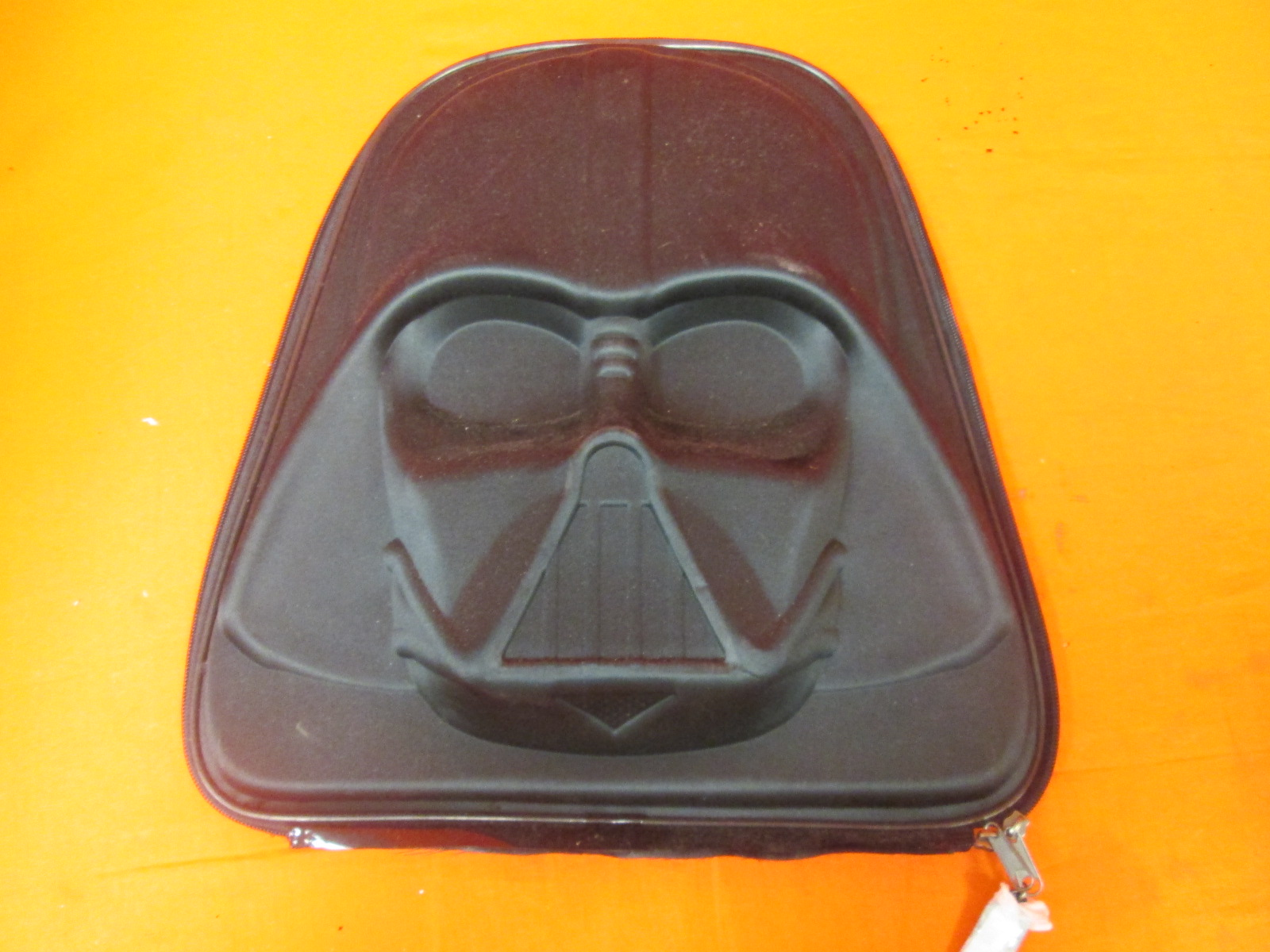 Replacement Cover For Darth Vader 3D Molded Nylon Back Pack Black One