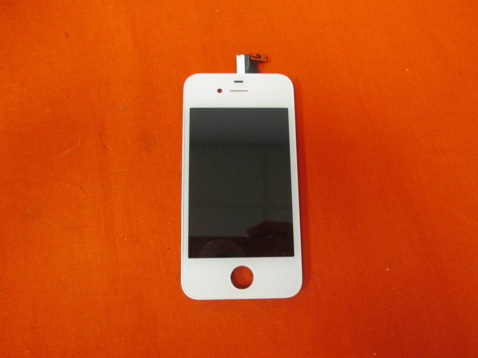 Replacement Touch Screen Digitizer And LCD Assembly White CDMA For