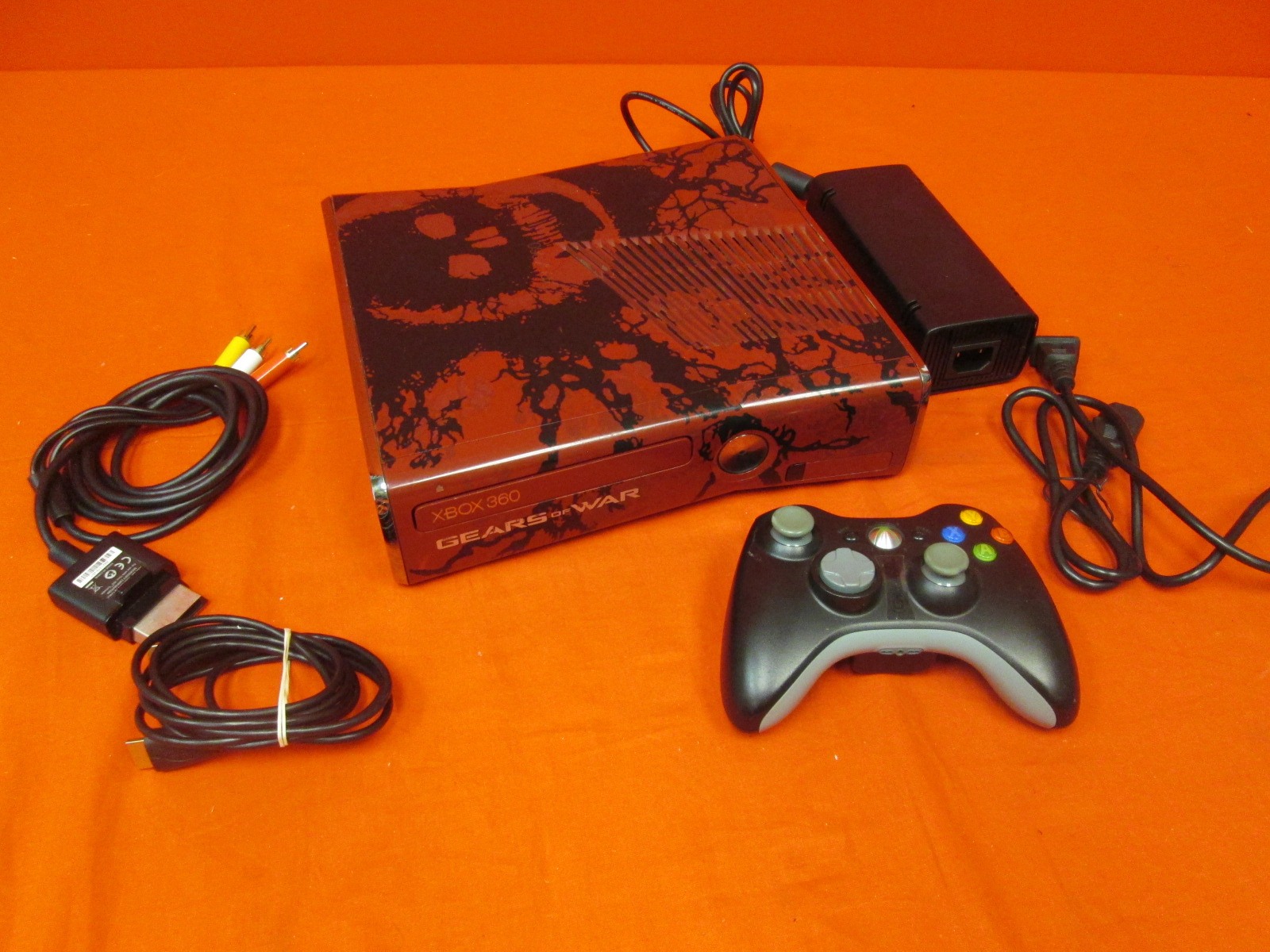 Gears Of War 3 Limited Edition Xbox 360 Console