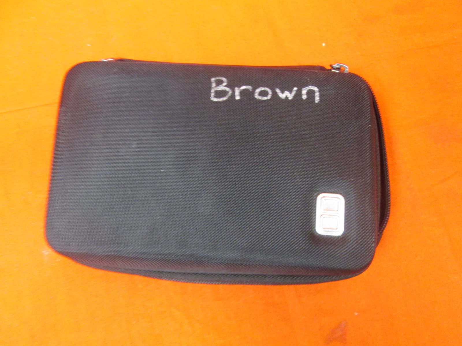 Black Hard Case For Nintendo DS