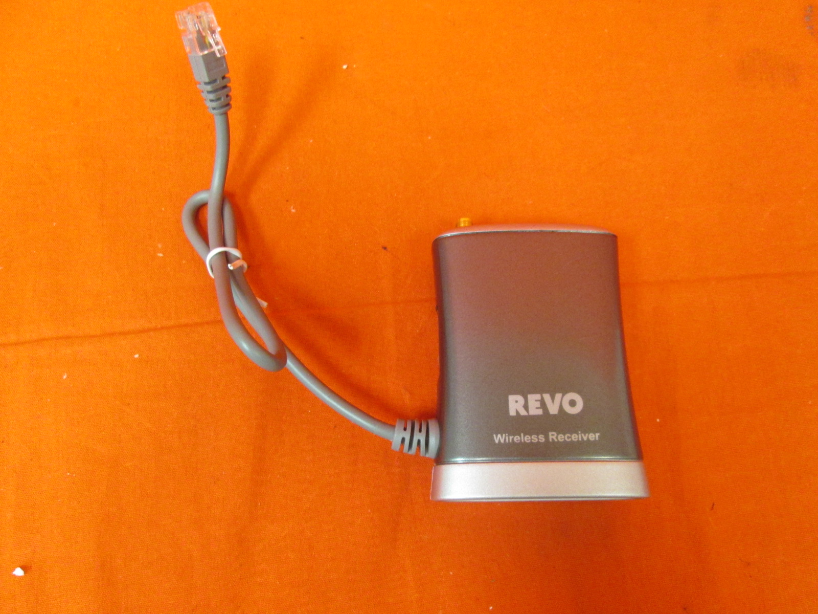 Broken Revo RCWBS30-1R Wireless Receivers For Revo Security Cameras