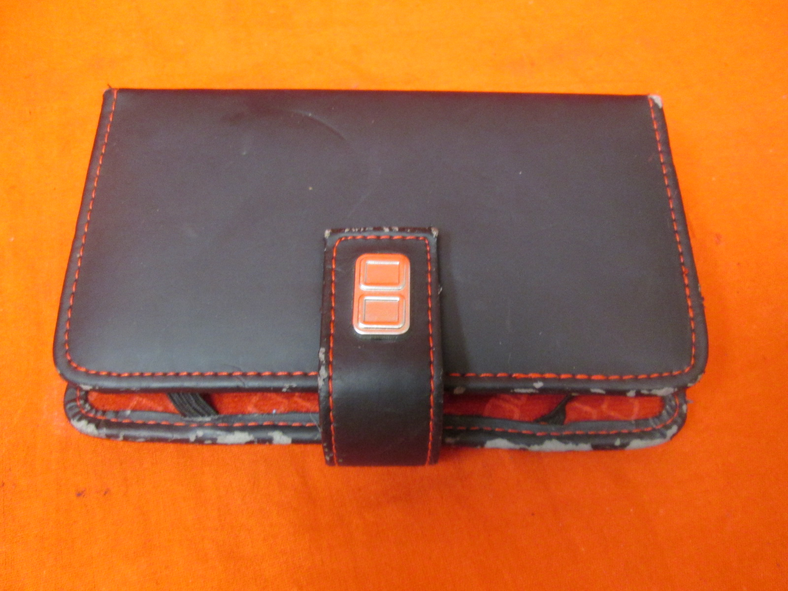 Nintendo Brand Leather Hard Case For Nintendo DS Handheld Console