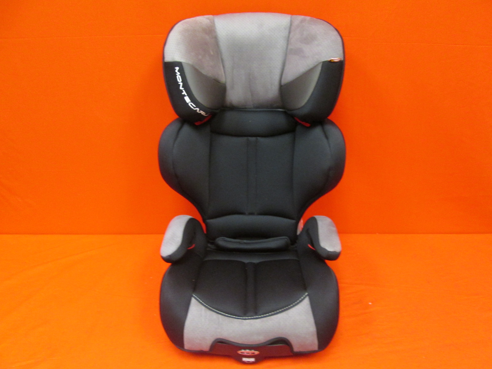 Jane Montecarlo R1 Black Car Seat Booster Seat