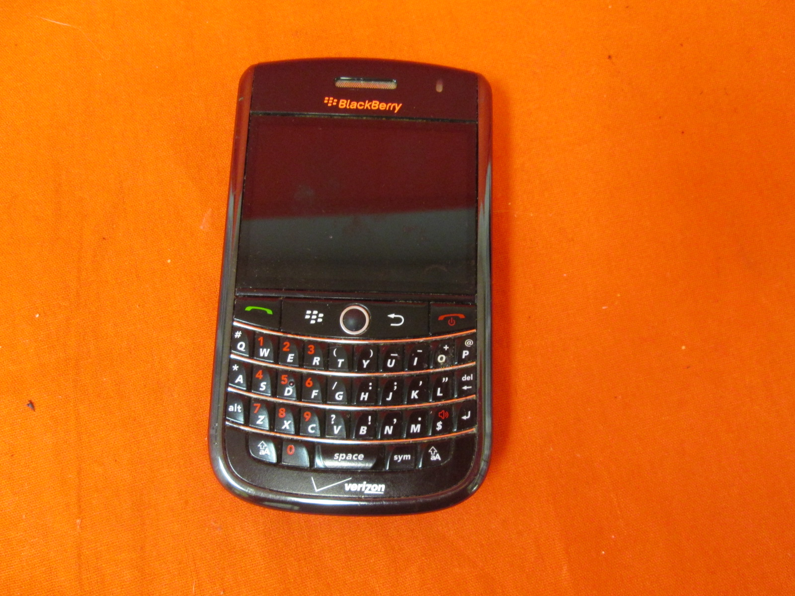 BlackBerry Curve 9360 GSM Phone Incomplete