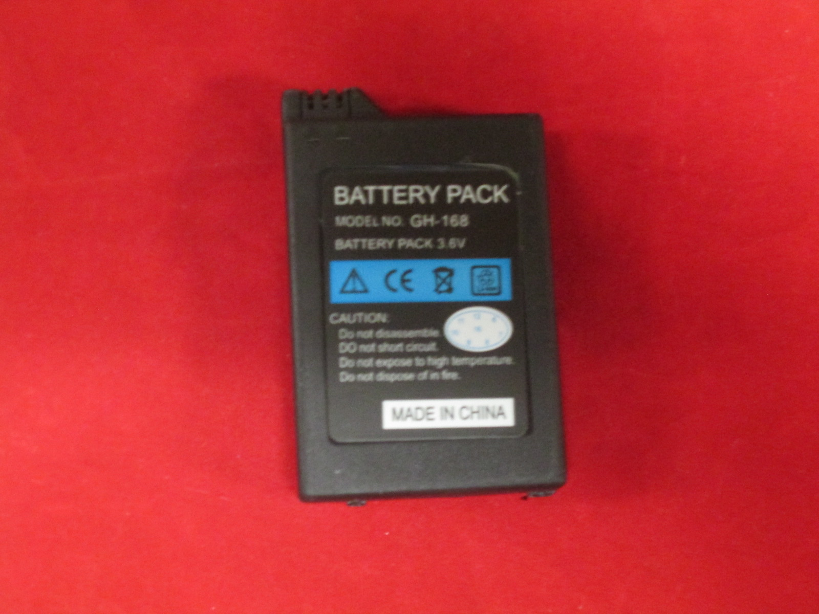 Replacement Battery For Sony PSP PSP-110 PSP110 PSP-1000