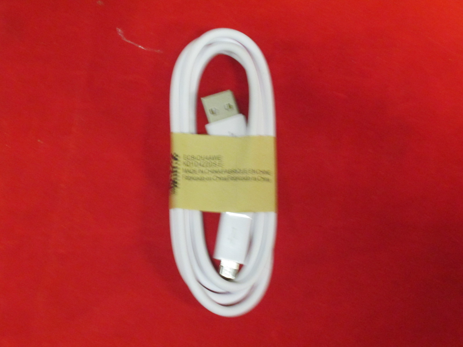 Amazon Kindle Replacement USB Cable White Works With 6 9.7 Display