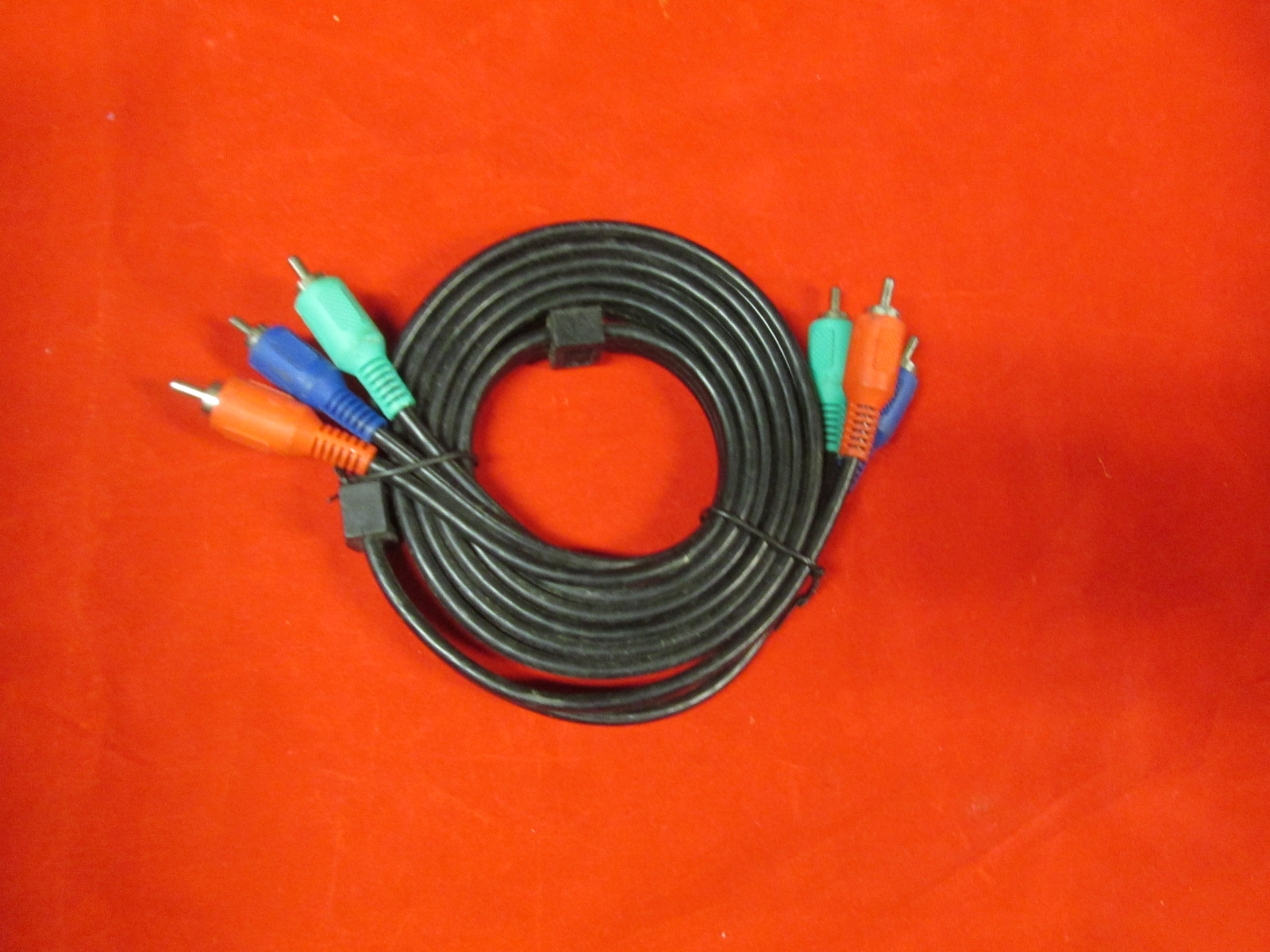RCA Audio Video Component Video Cable Conversion
