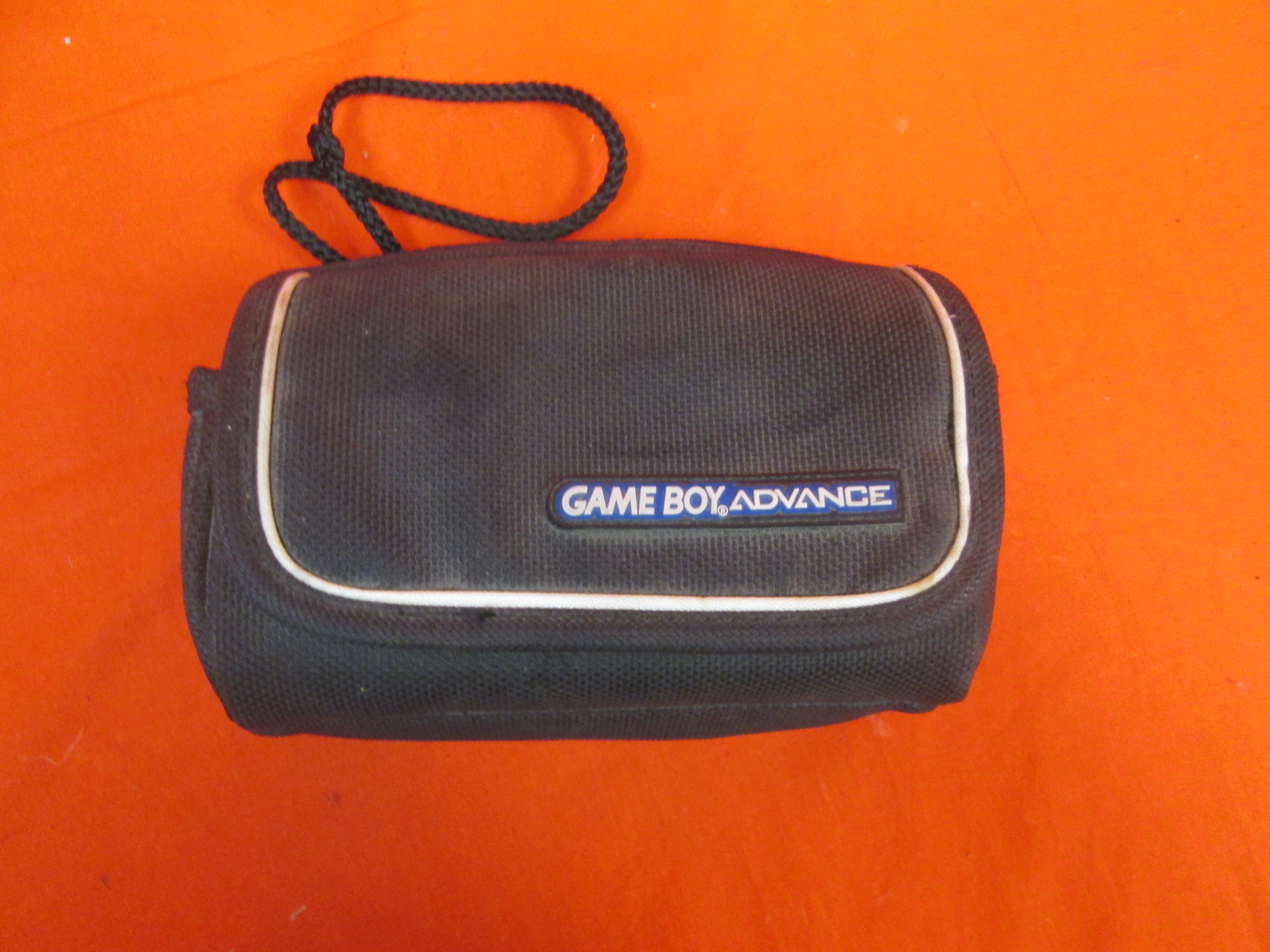 Game Boy Advance Case Black For GBA Gameboy Advance Console Games