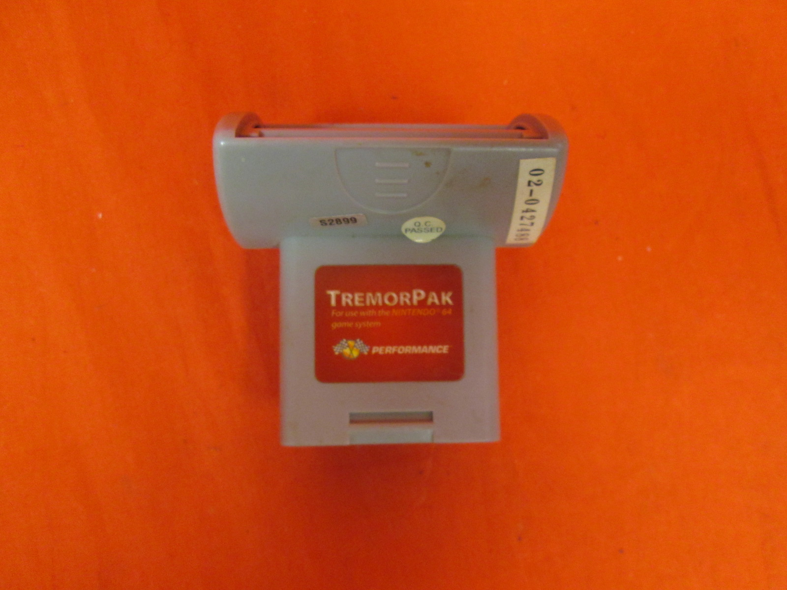 Interact Tremorpak For N64