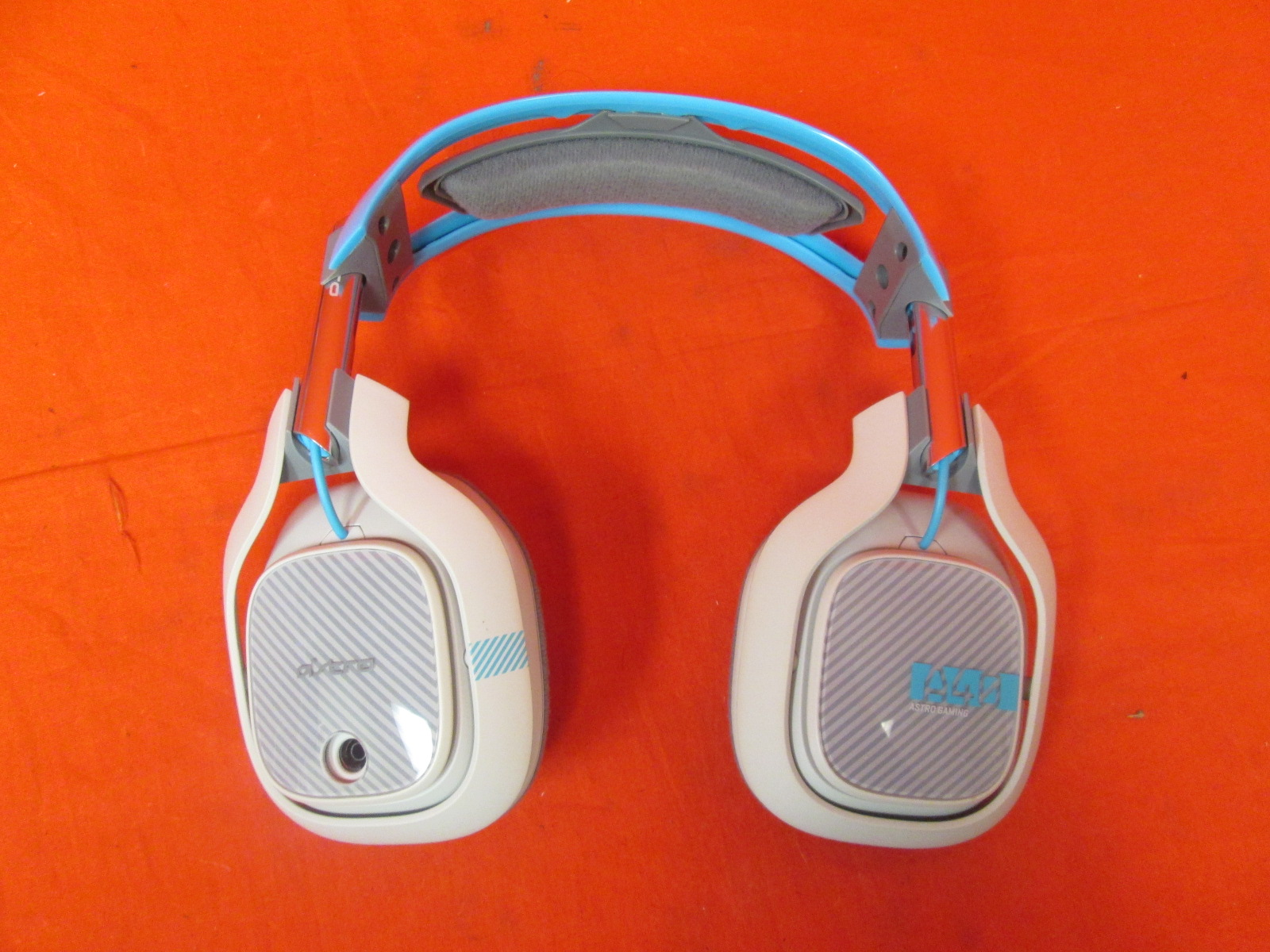 Astro Gaming A40 Mixamp M80 Light Grey Blue Headset Only For Xbox One